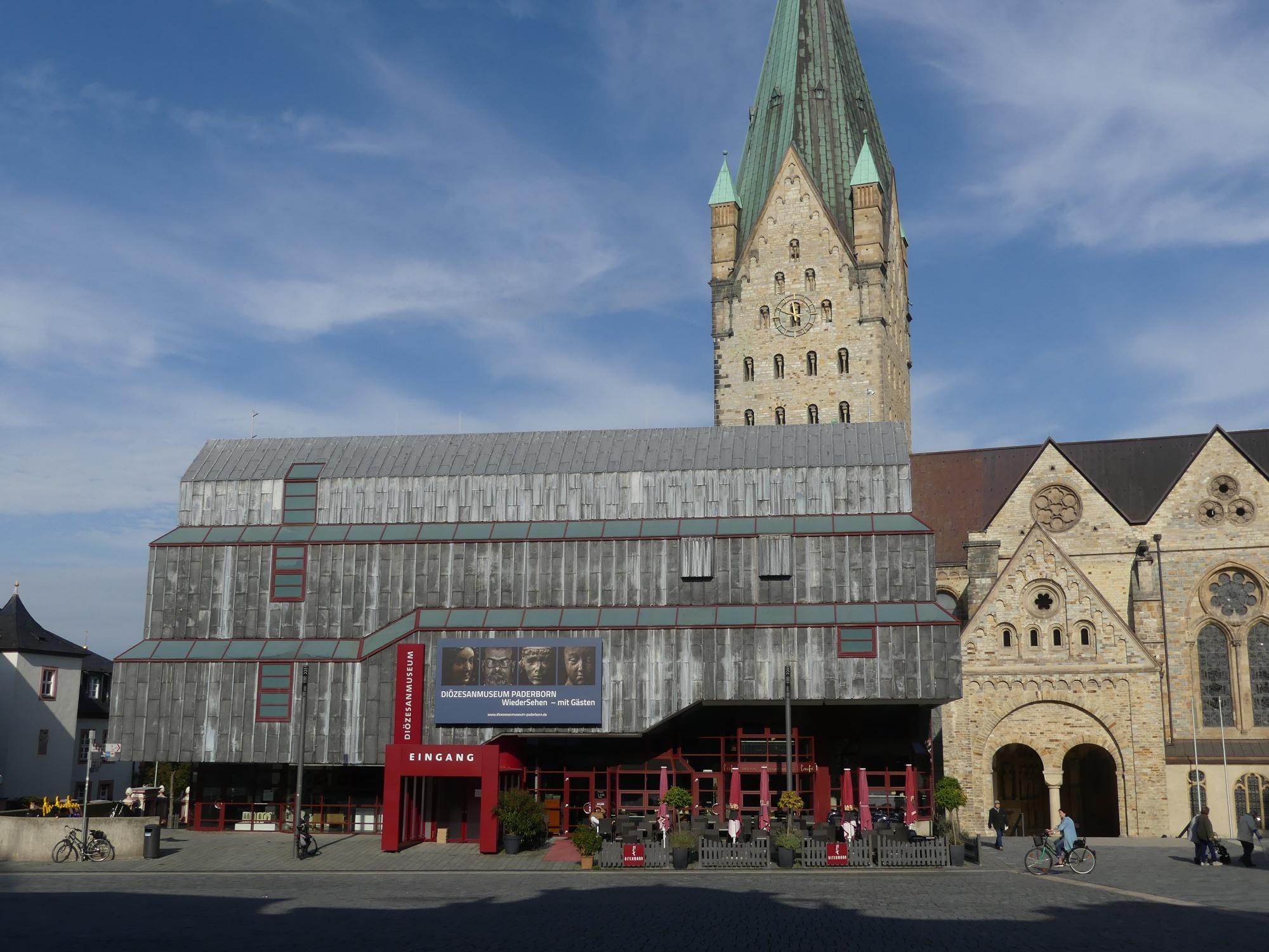 Diözesanmuseum - Südseite