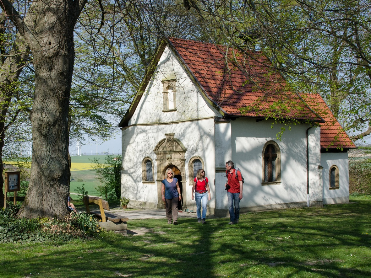 "Kapelle ""Zur Hilligen Seele"""