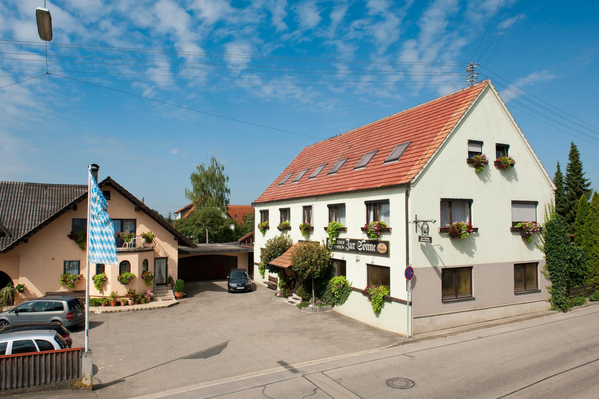 Landgasthof Zur Sonne Donautouren