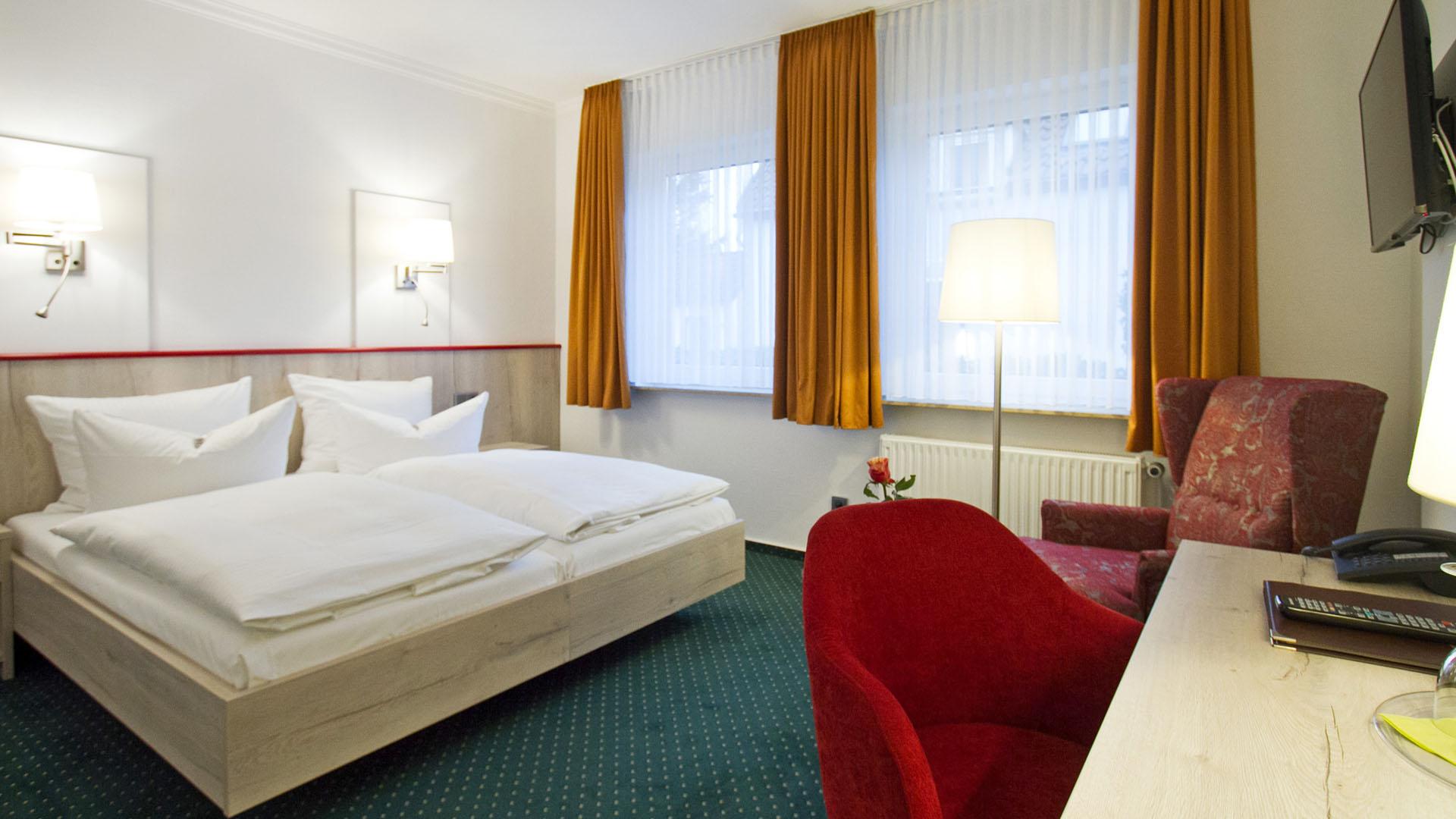 Hotel Schaper, Doppelzimmer