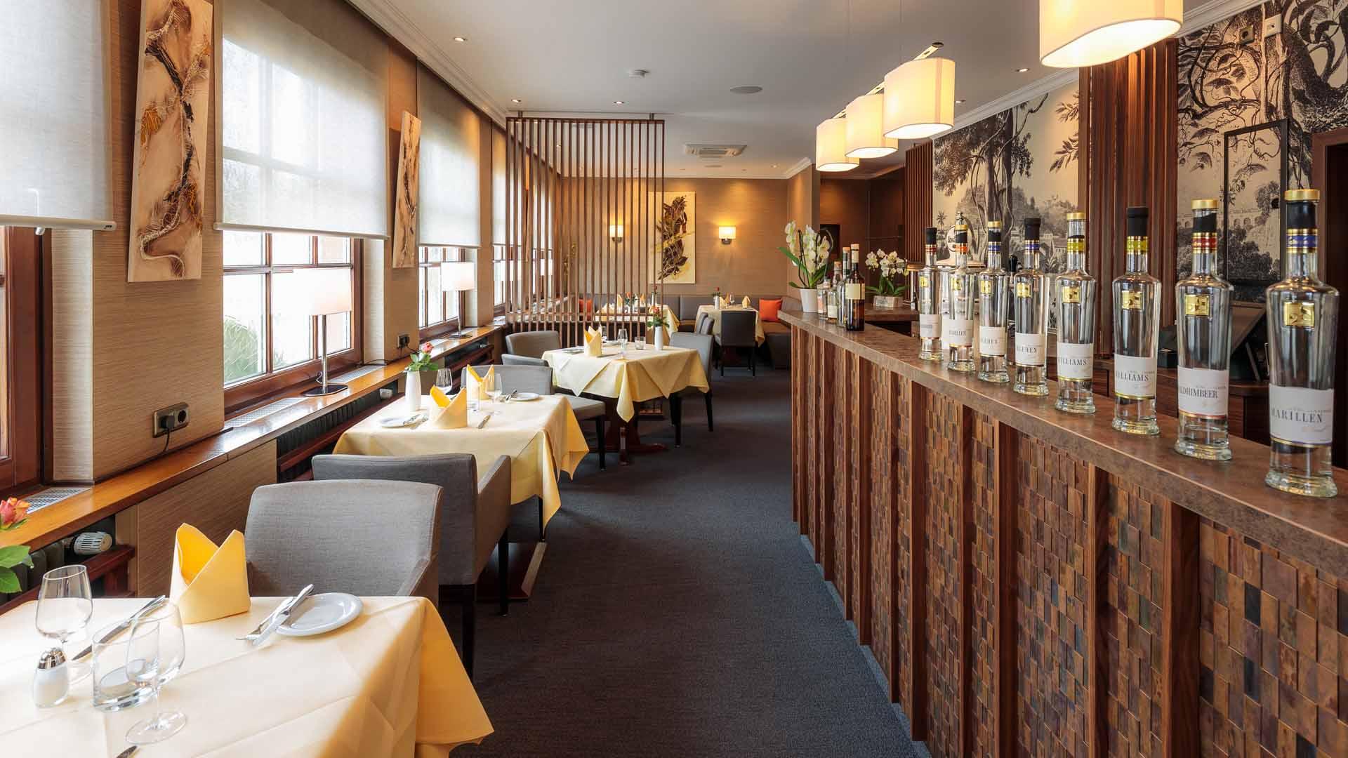 Hotel Schaper, Restaurant
