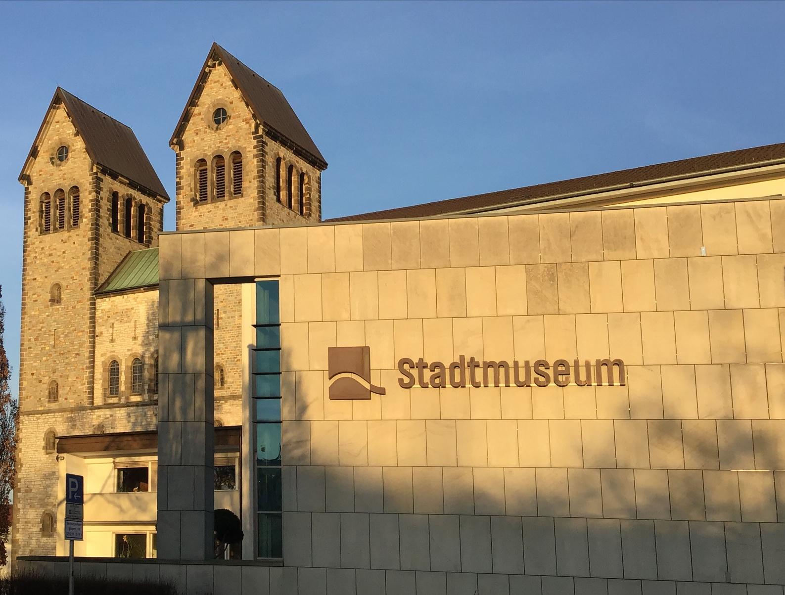 Stadtmuseum mit Abdinghofkirche