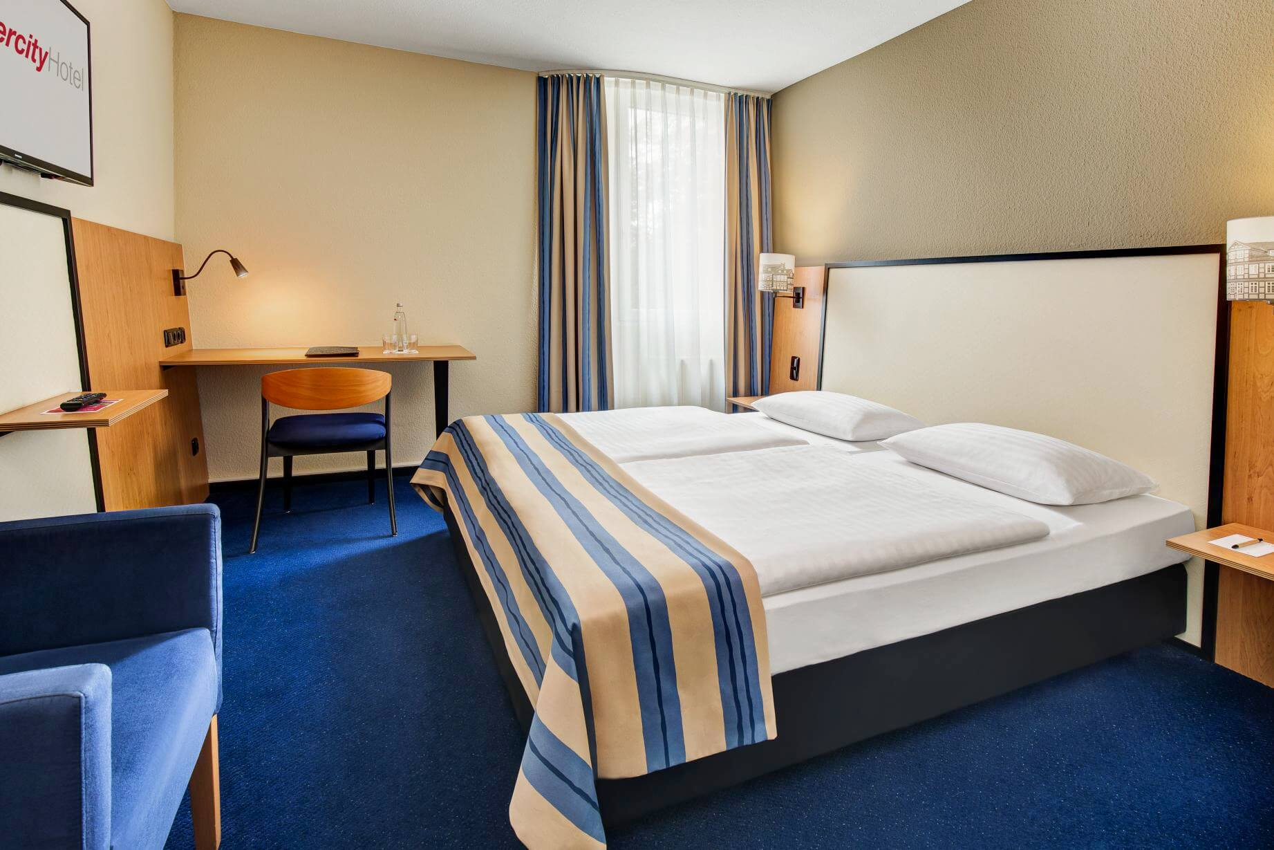 Intercity Hotel Celle, Doppelzimmer