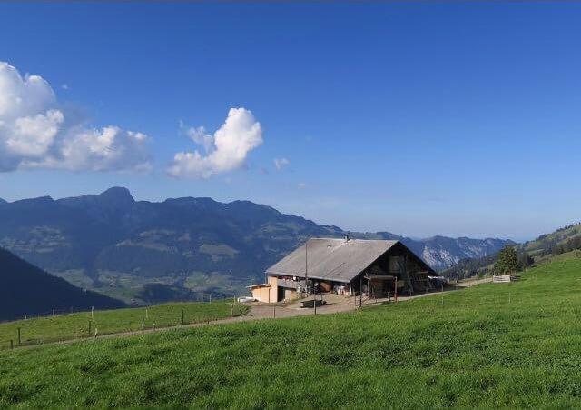 Die Alp Hösel