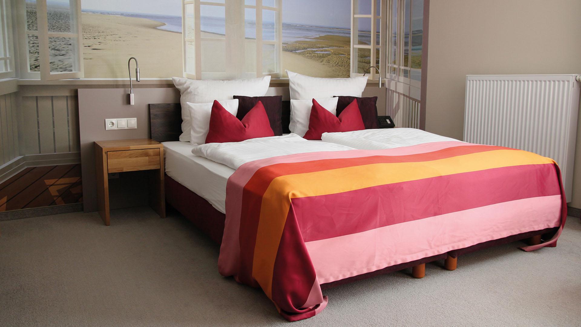 Hotel Am Kloster, Doppelzimmer