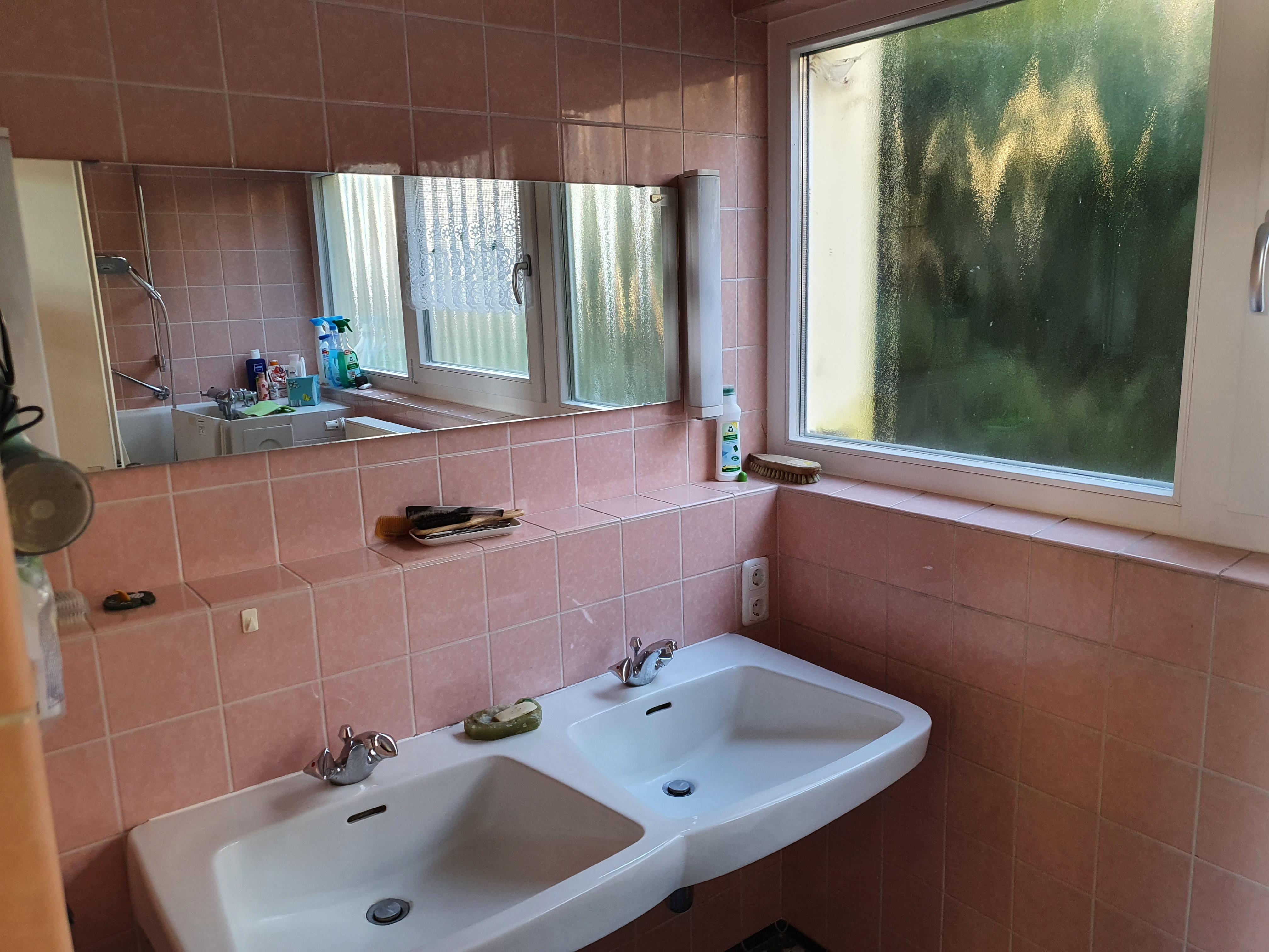 Haus Sonnenhalde, Badezimmer