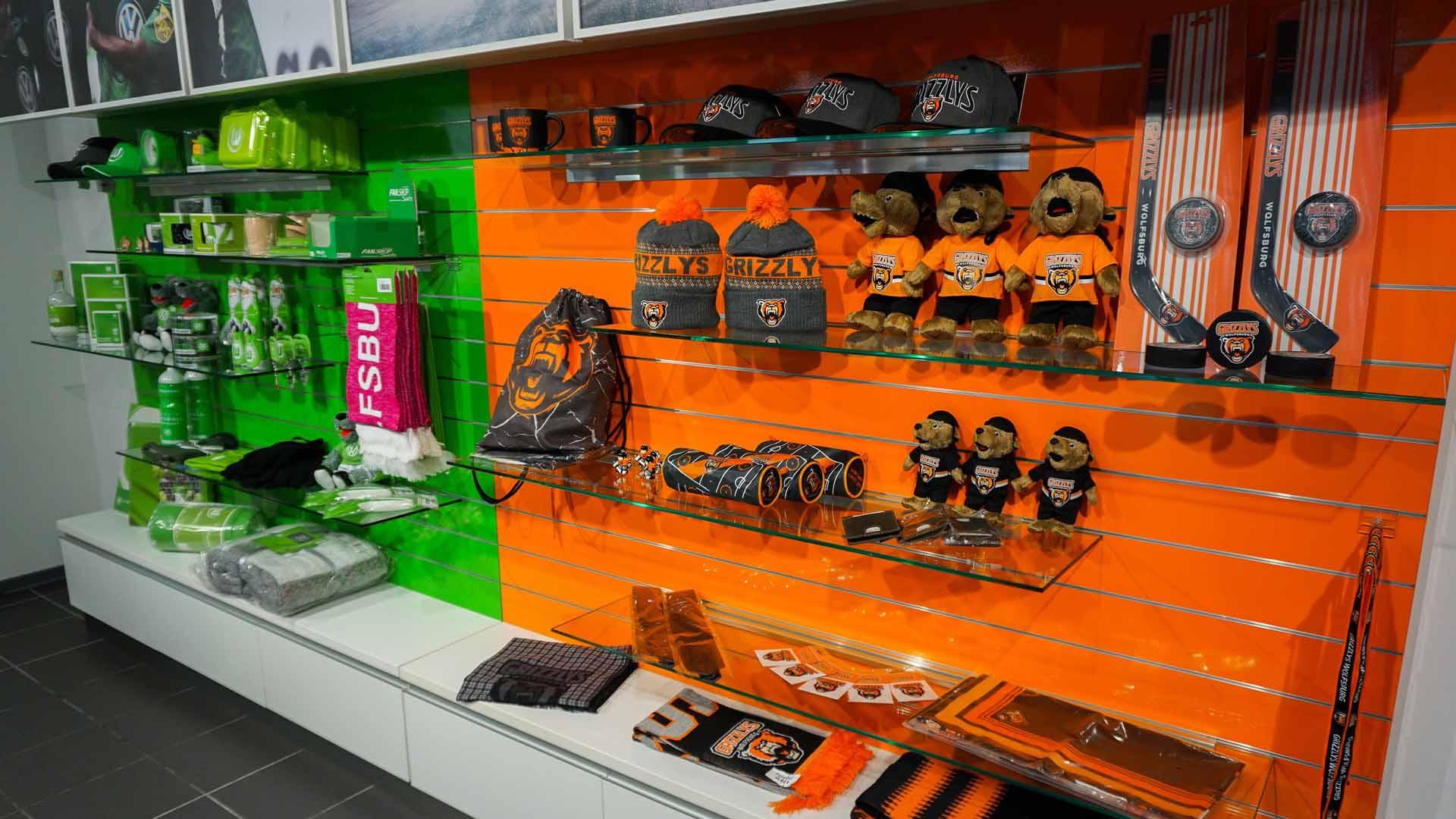 Wolfsburg Store