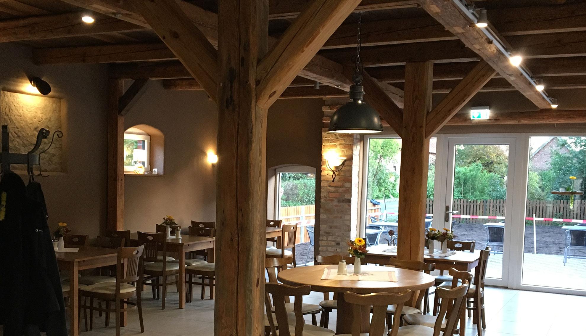 Innenbereich Bauerncafé Buchholz