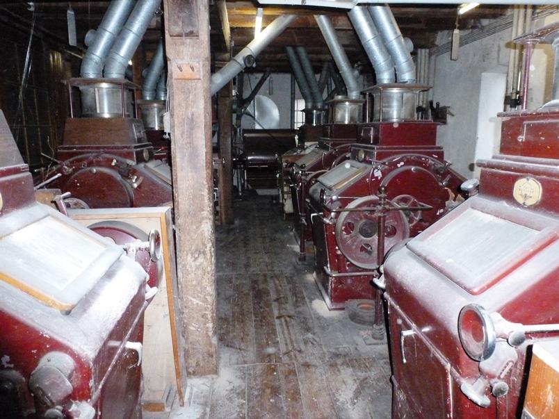 Wassermühle Stemmen