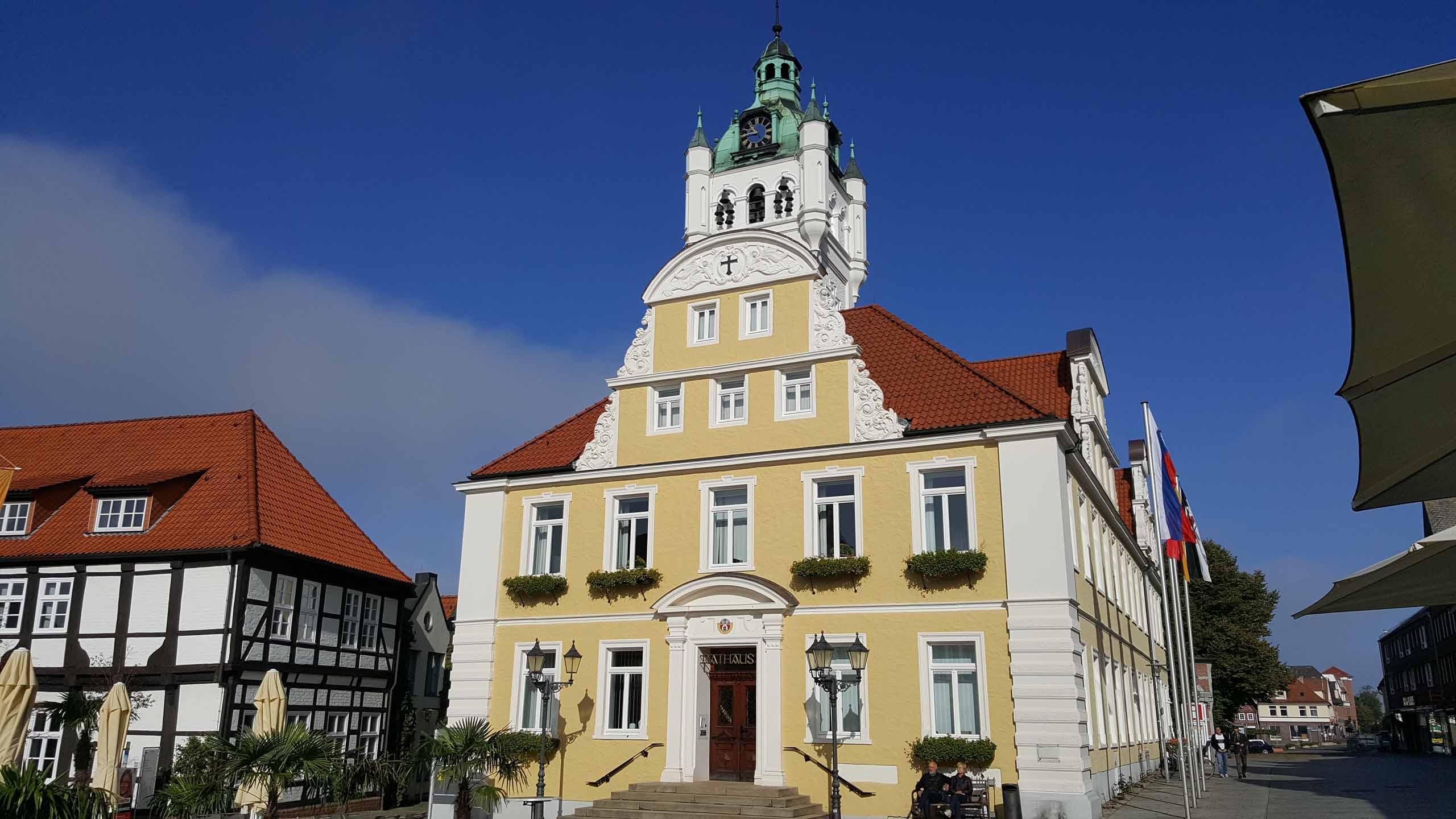 Das Verdener Rathaus