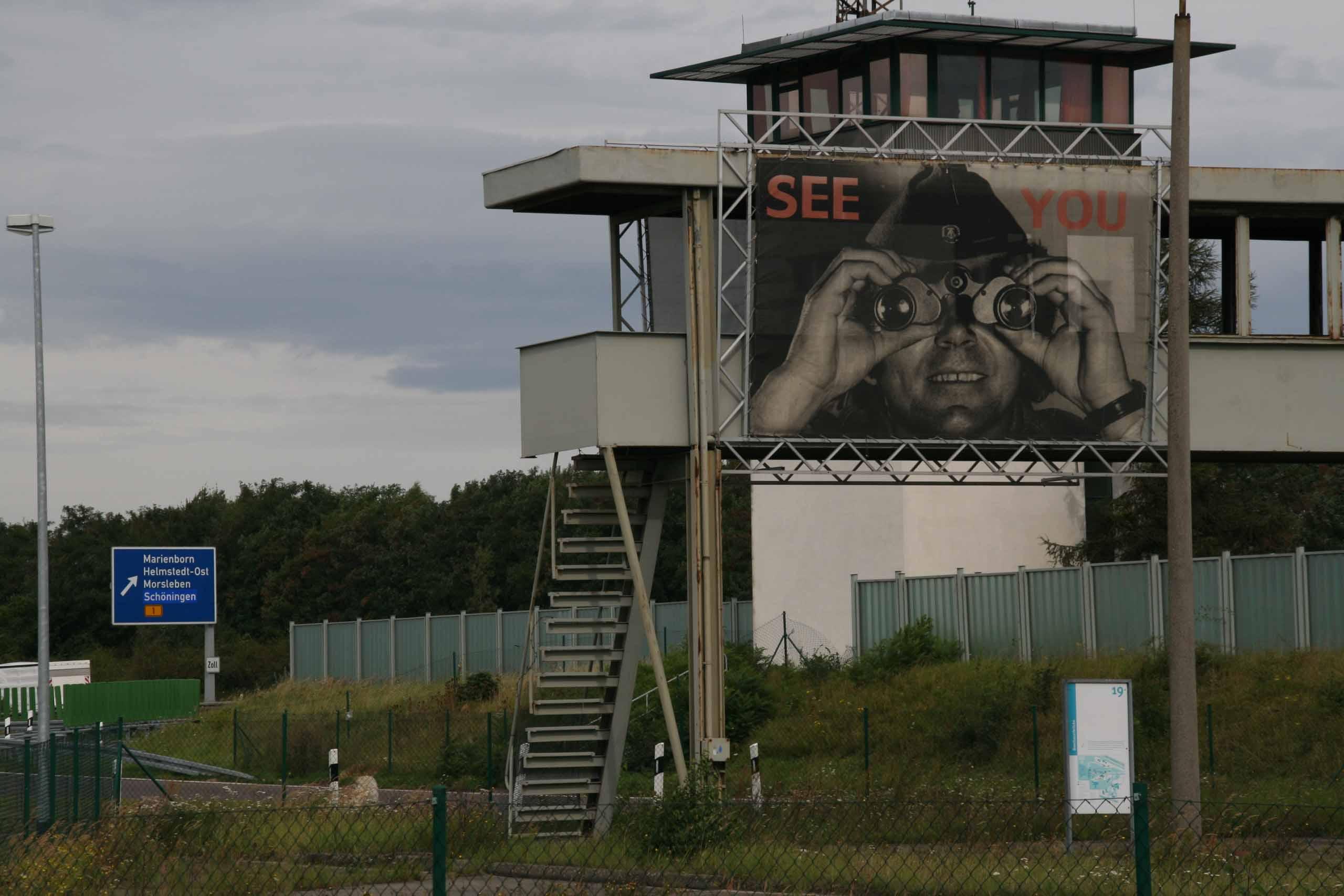 Die Gedenkstätte Deutsche Teilung in Marienborn