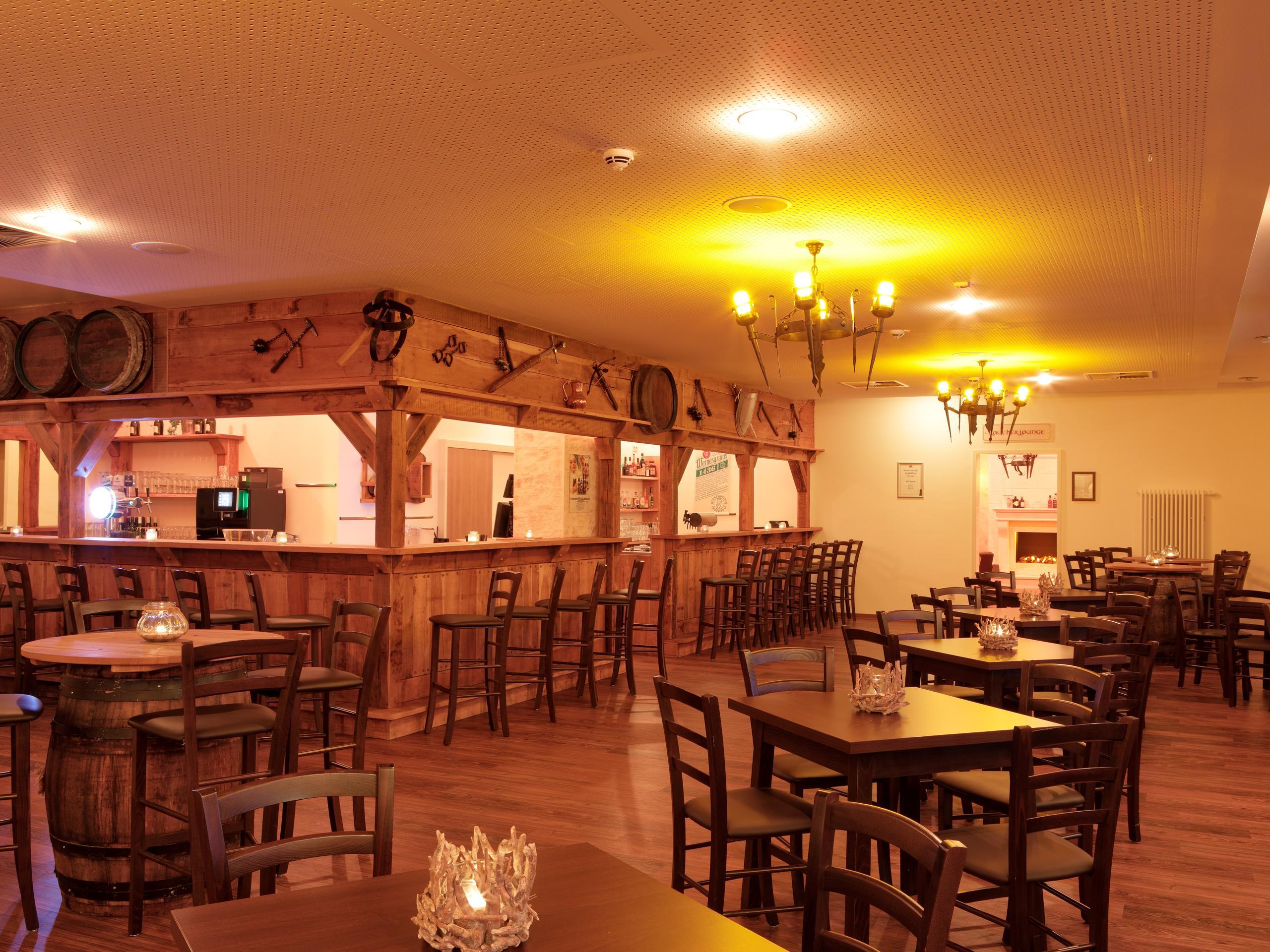 Raubritter - Bar - Hasseröder Burghotel Wernigerode