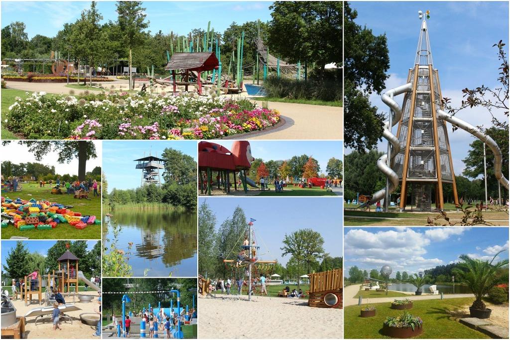Collage Gartenschaupark