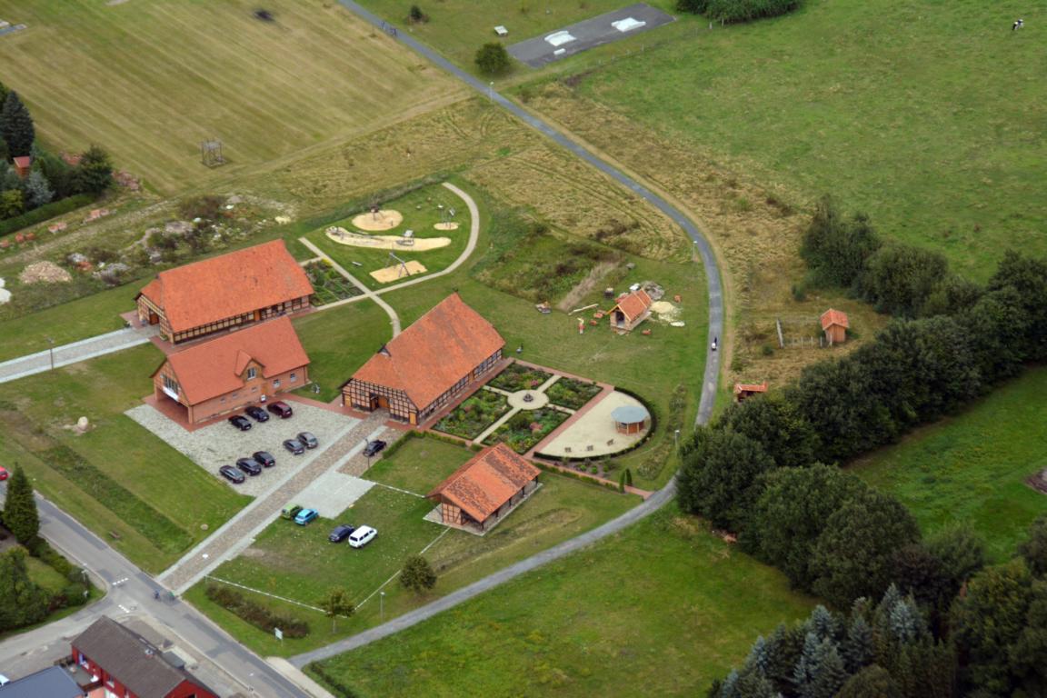Kulturgut Ehmken Hoff, Luftbild