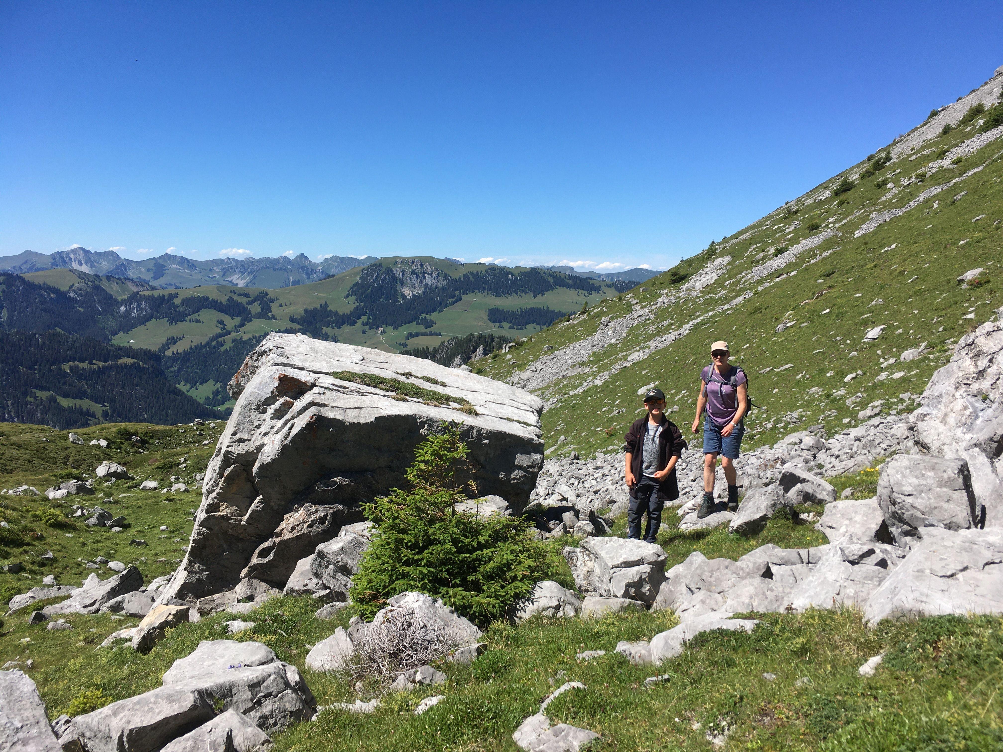 Geologiewanderung rund ums Wiriehorn
