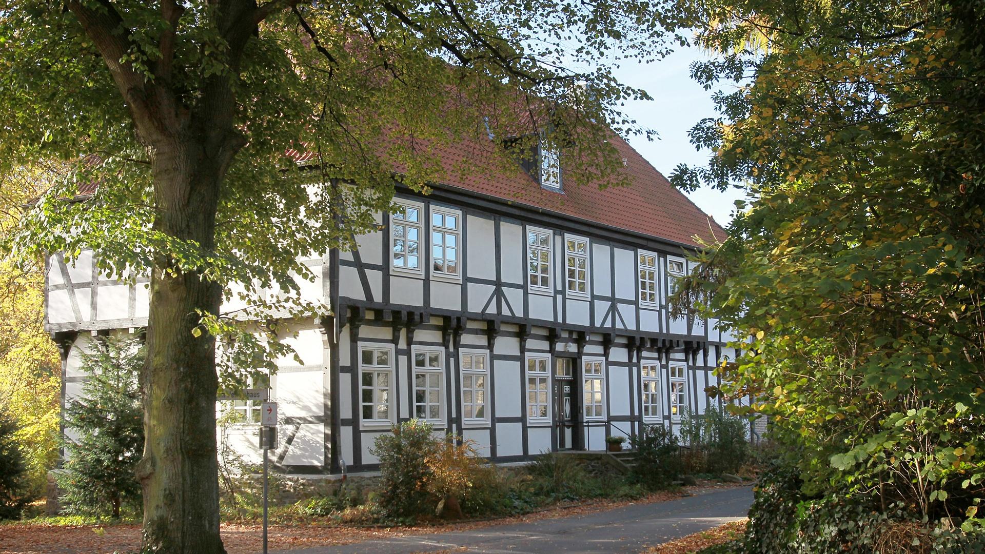 Herrenhaus Stift Quernheim