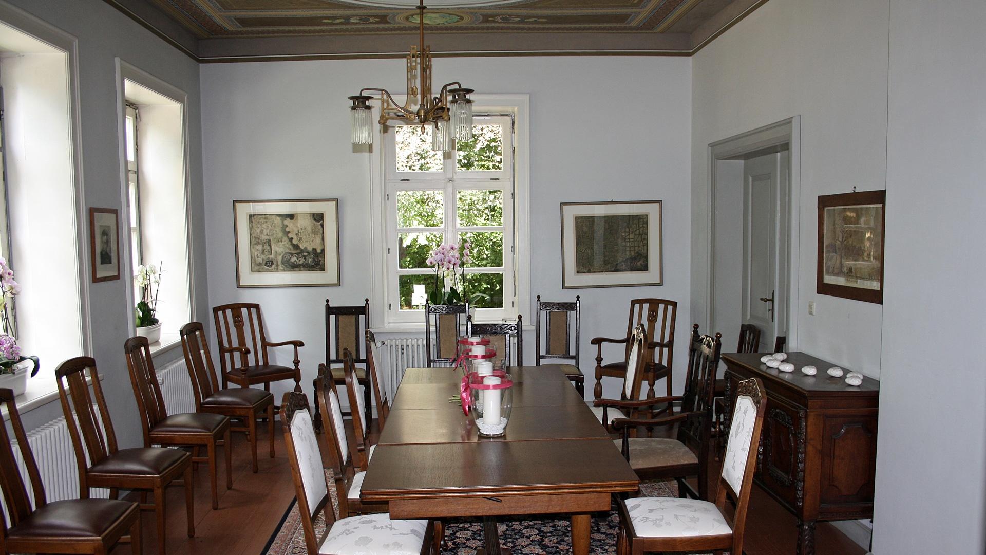 Herrenhaus Stift Quernheim Hochzeitszimmer