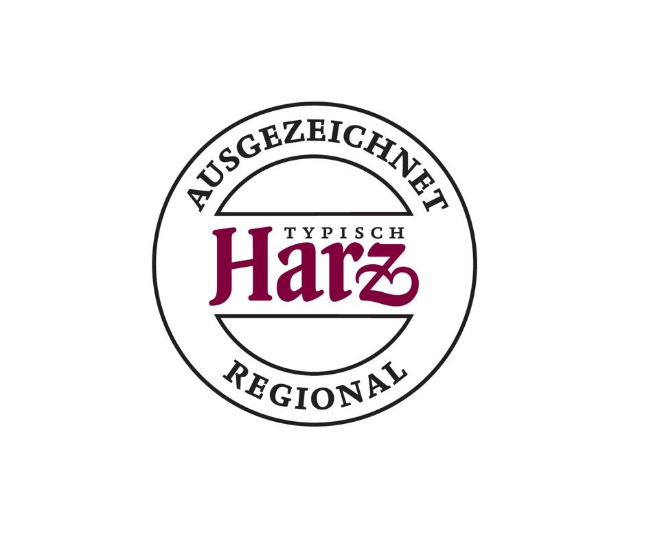 Typisch Harz Siegellogo