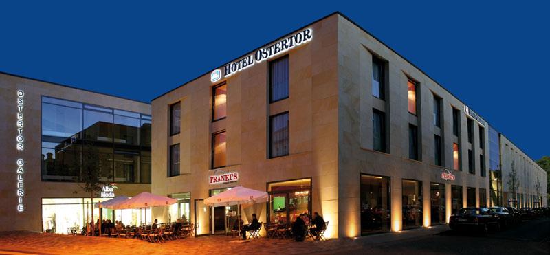 Außenansicht Hotel Ostertor