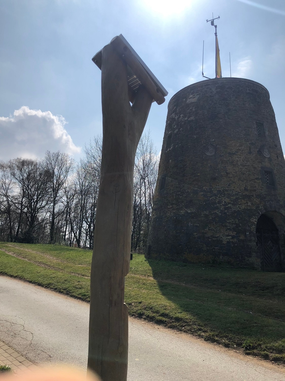Hörstele Kumsttonne Oerlinghausen