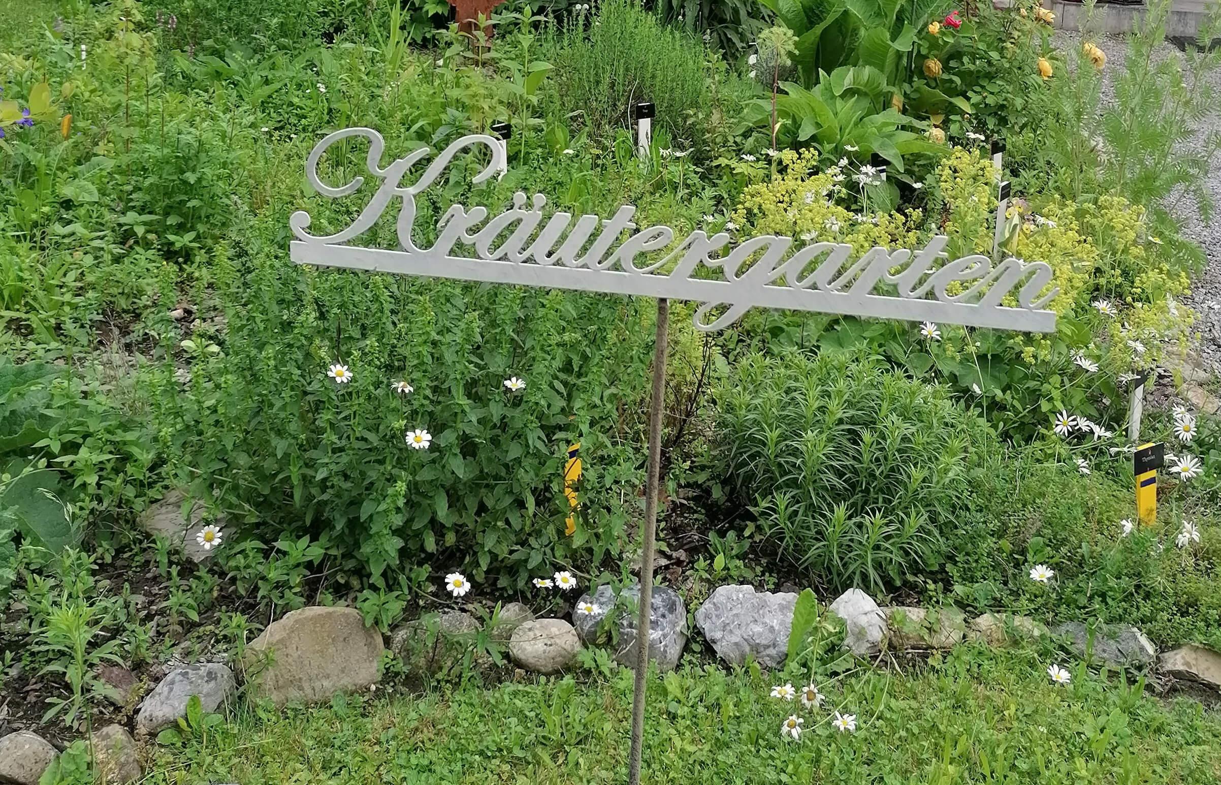 Kräutergarten der Kräuterey
