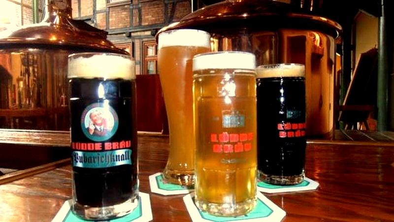 Brauhaus Lüdde - Biere