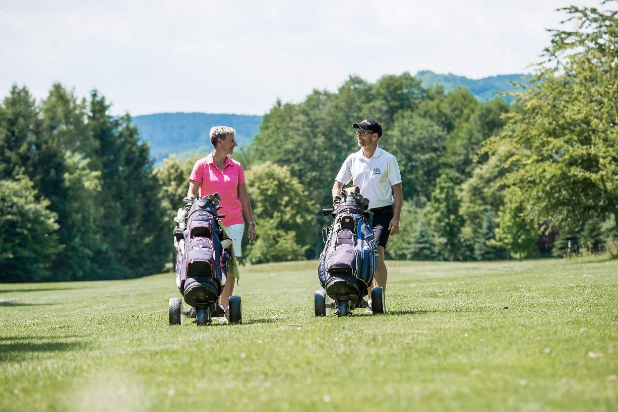 Bad Driburger Golfplatz - 70 ha Golferlebnis