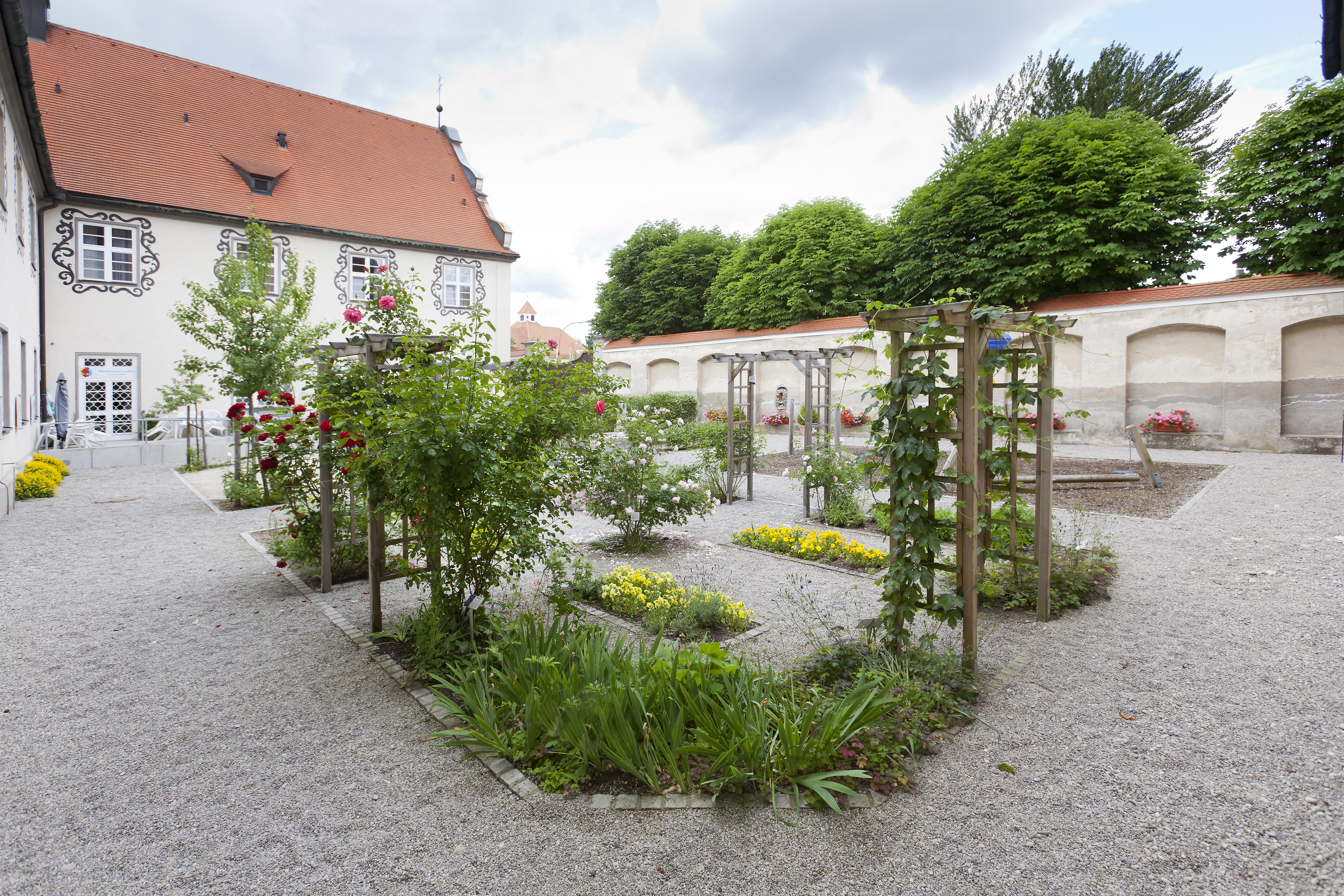 Garten Sebastian Kneipp Museum