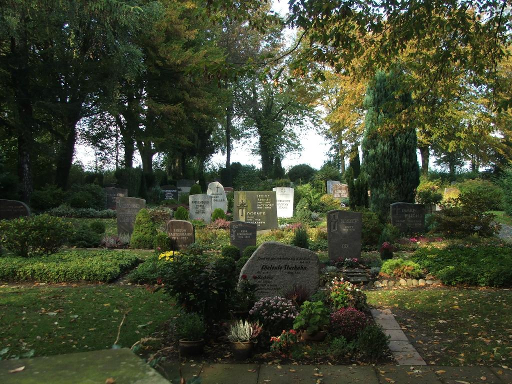 Friedhof Stapelage