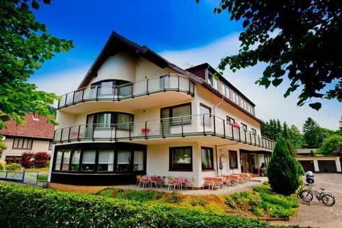 Harzhotel Haus Iris in Herzberg OT Sieber - Außenansicht