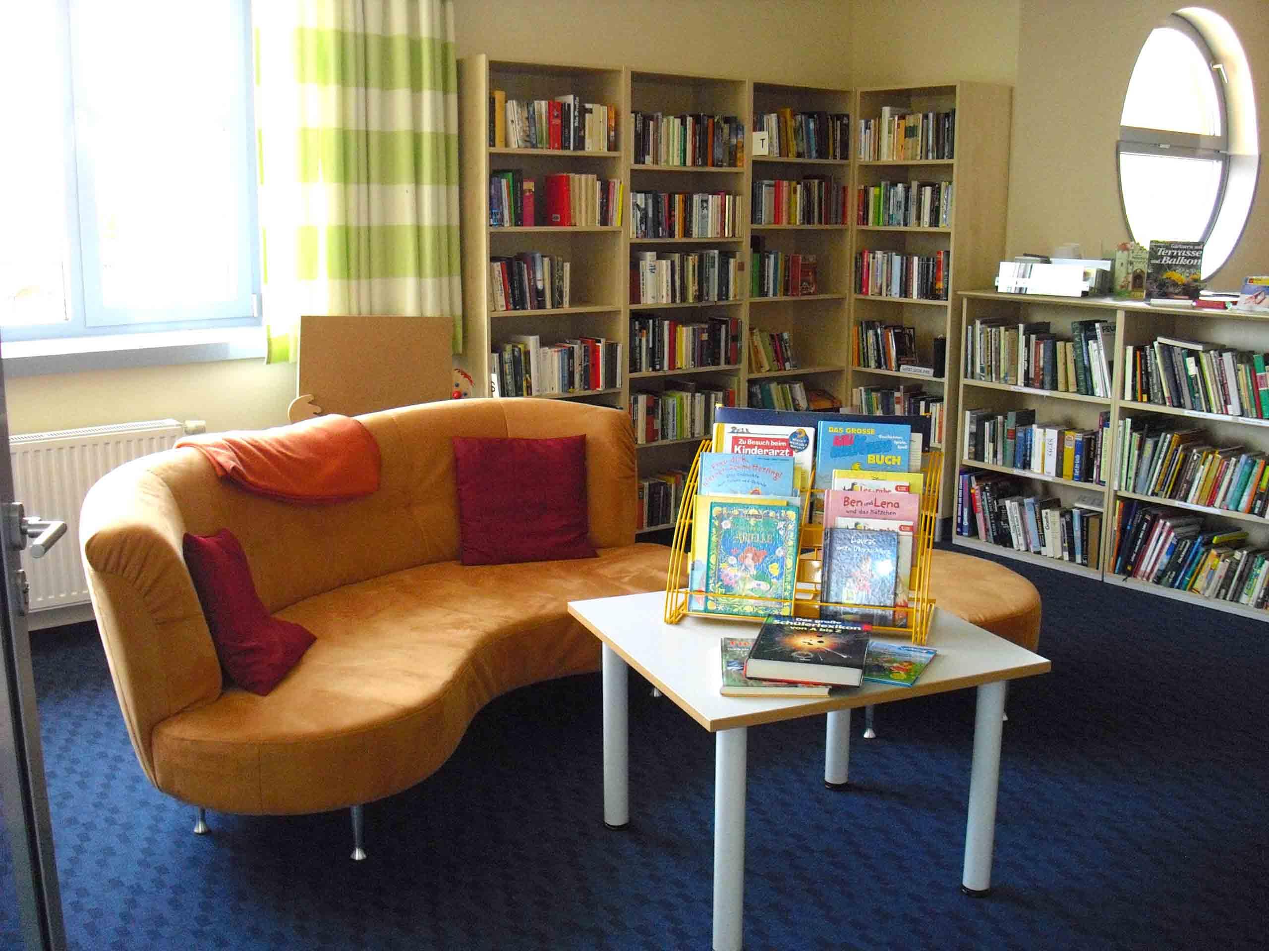 Bibliothek im Kurhaus Flechtingen