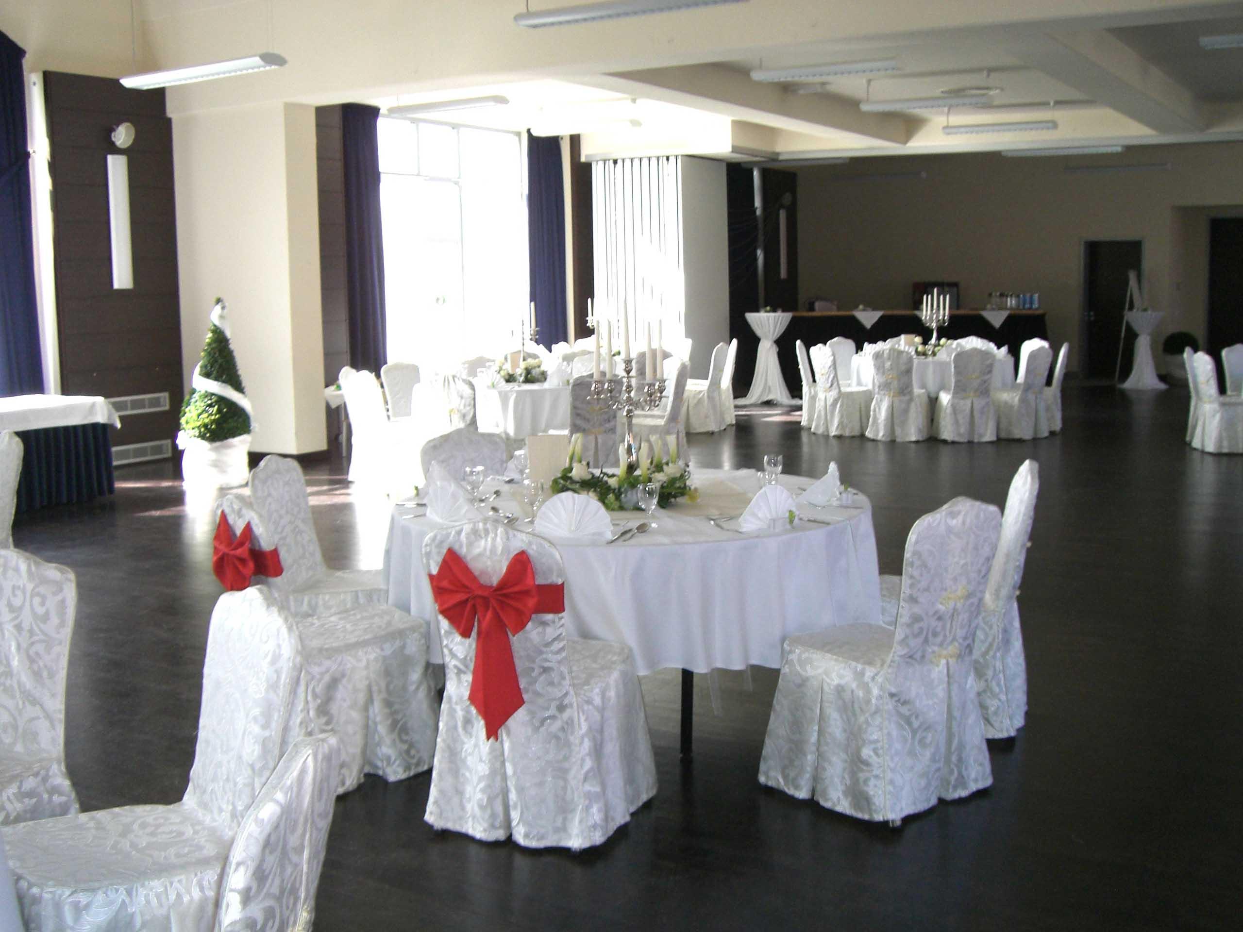 Festsaal im Kurhaus Flechtingen