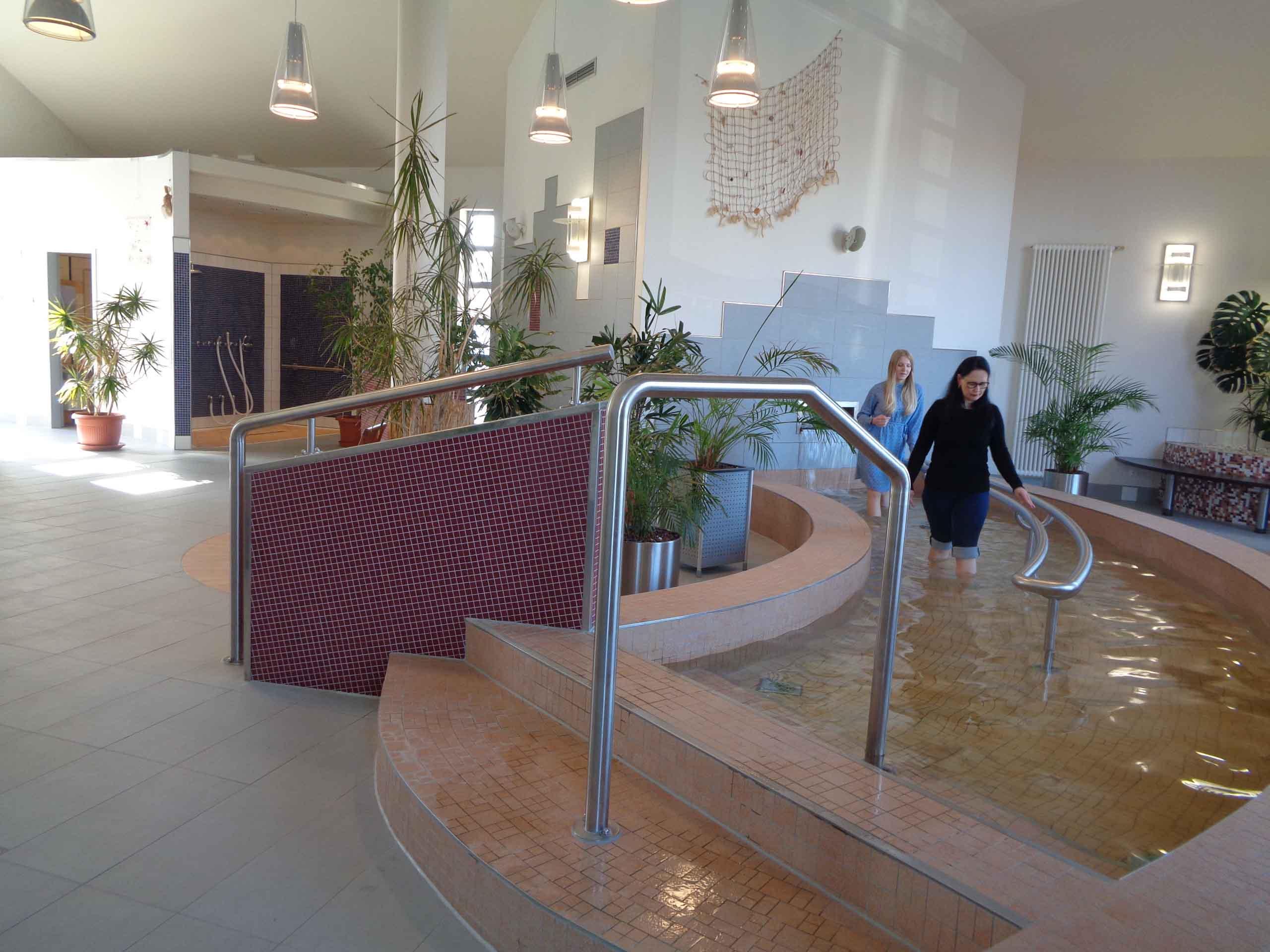 Kneippzentrum im Kurhaus Flechtingen