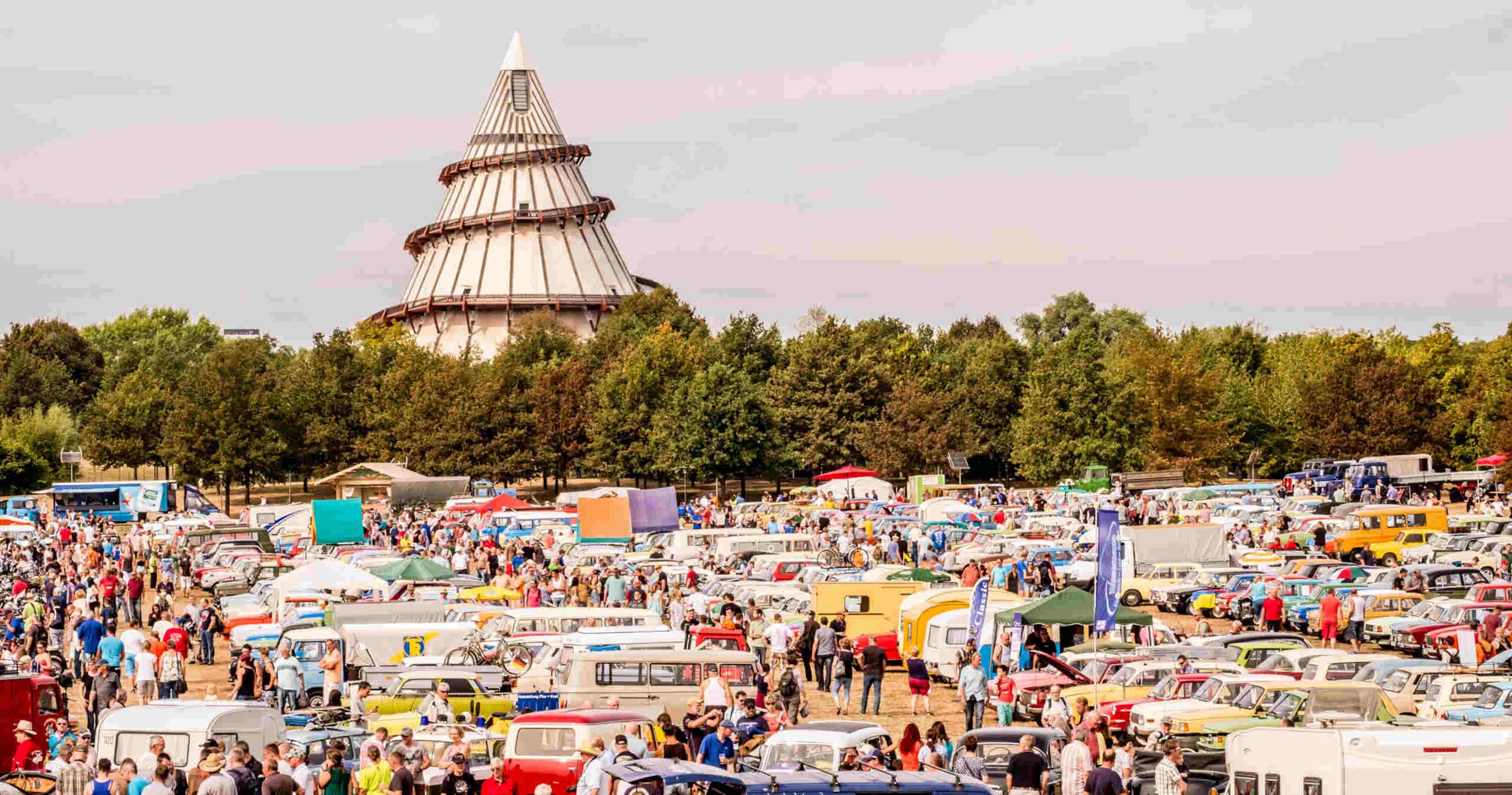Veranstaltungen im Elbauenpark in Magdeburg