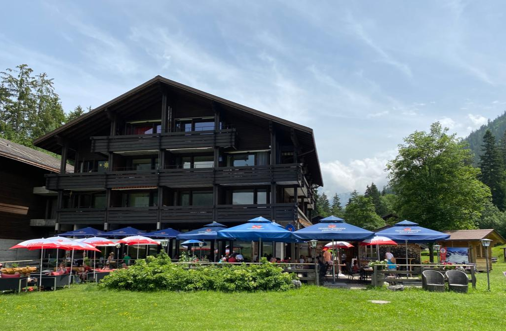Gartenterrasse Restaurant Wirieblick