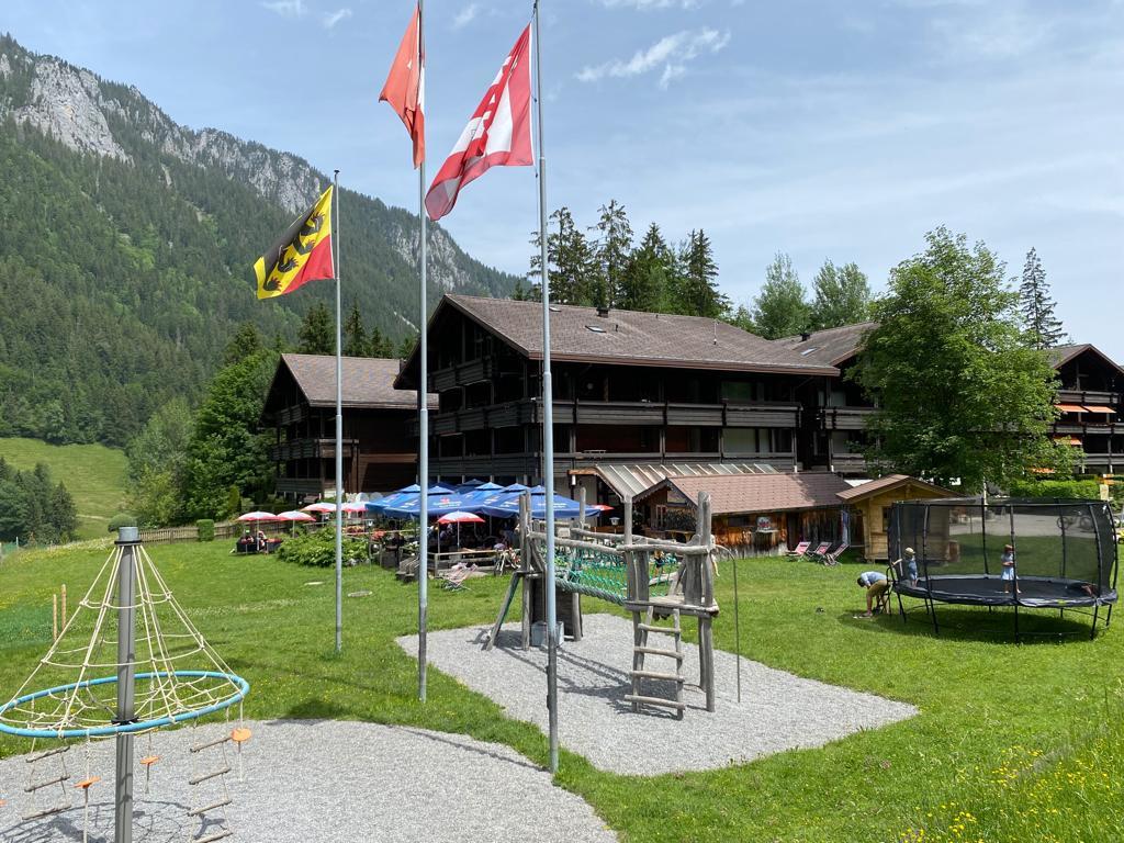 Spielplatz Restaurant Wirieblick