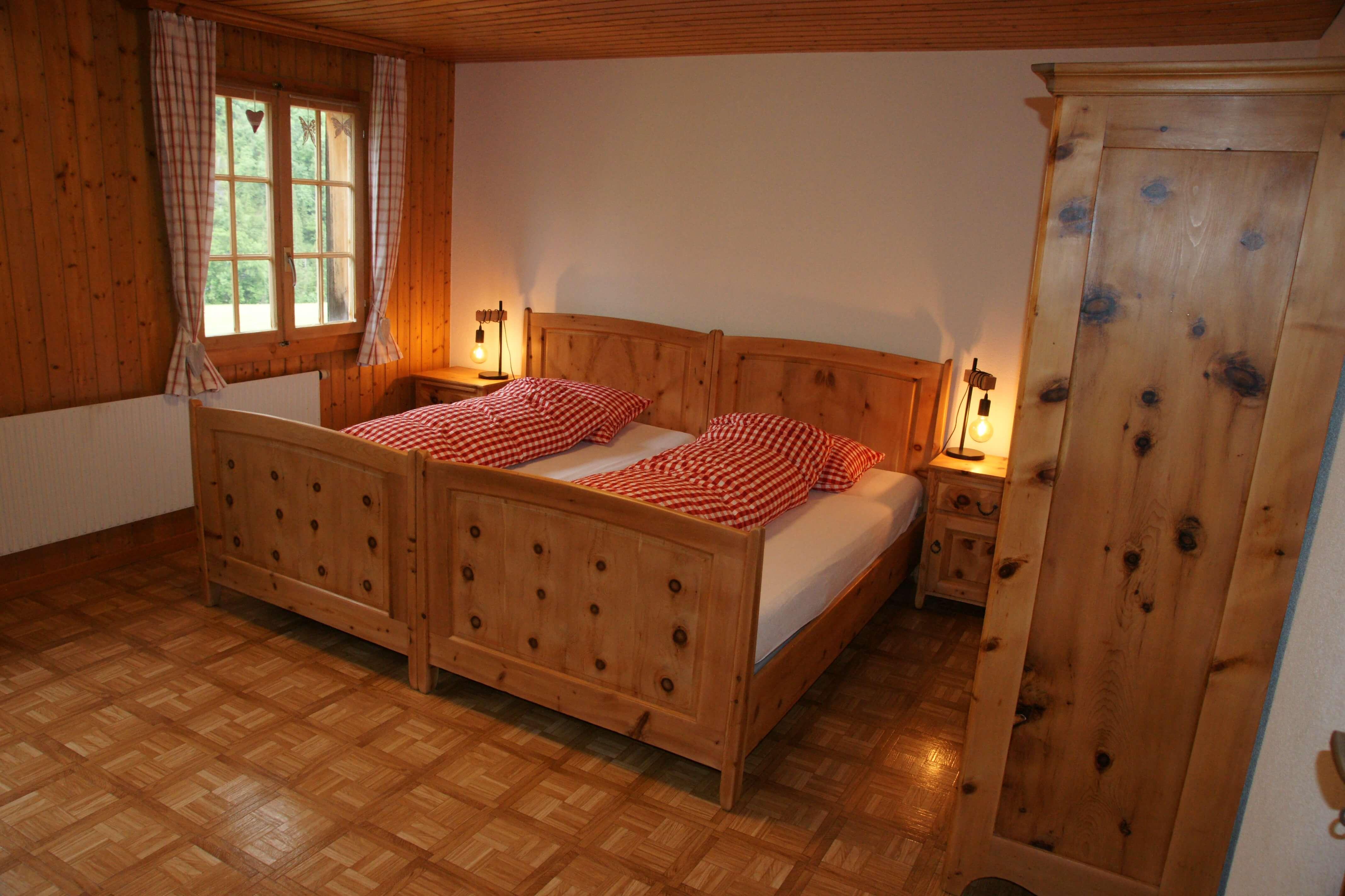 Neu renoviertes Schlafzimmer
