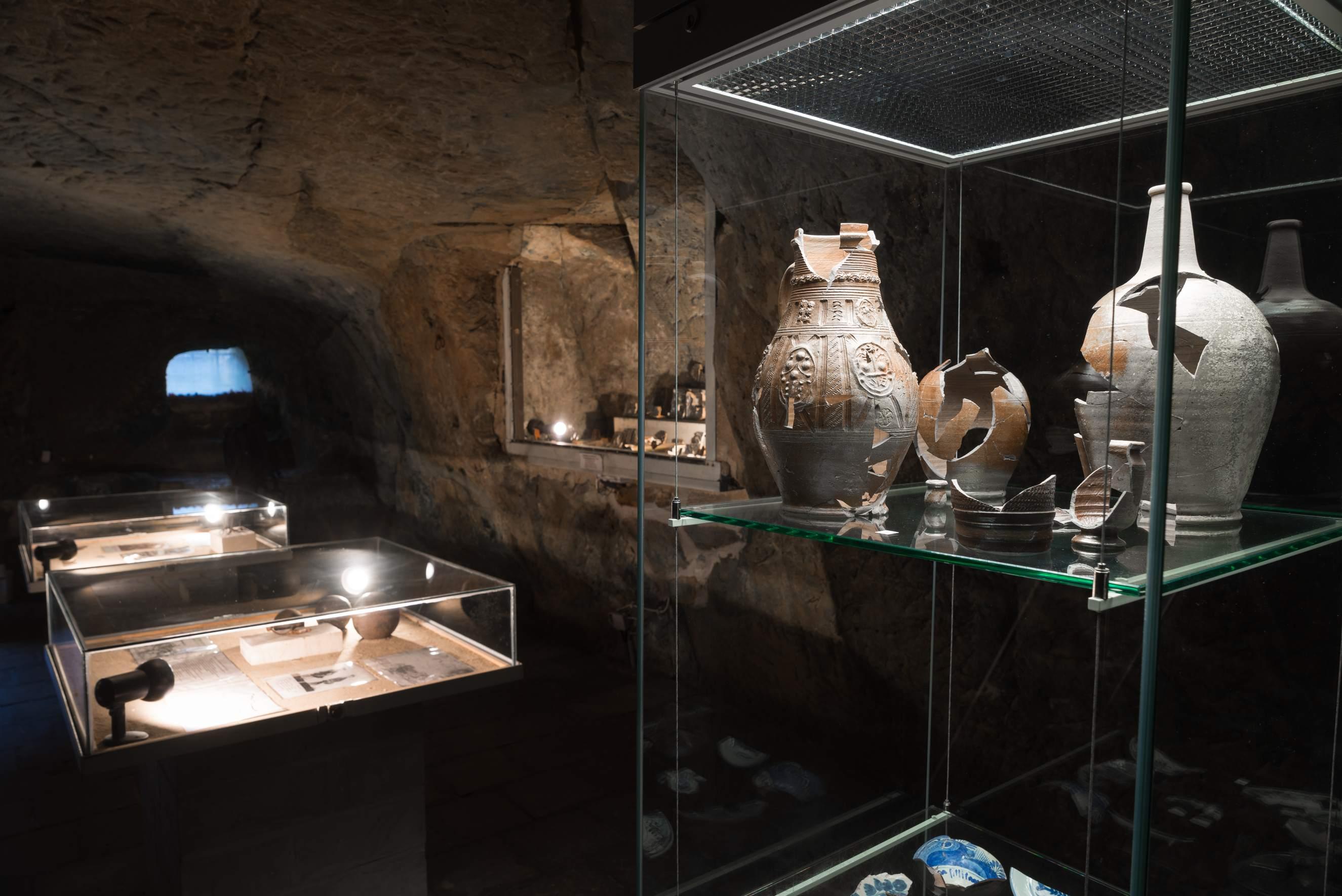 Ausstellung auf Burg und Festung Regenstein