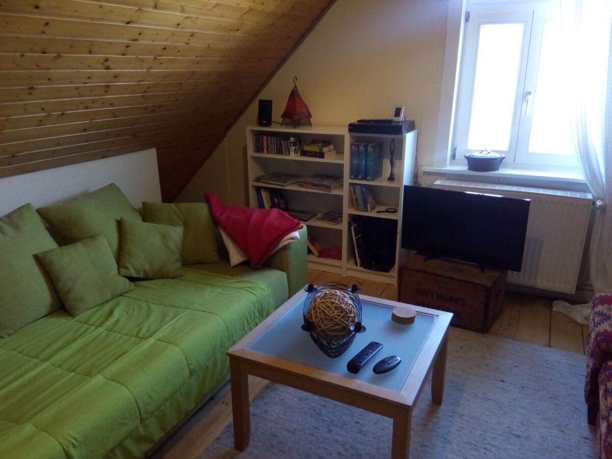 Landhaus Lautenthal - Wohnbereich