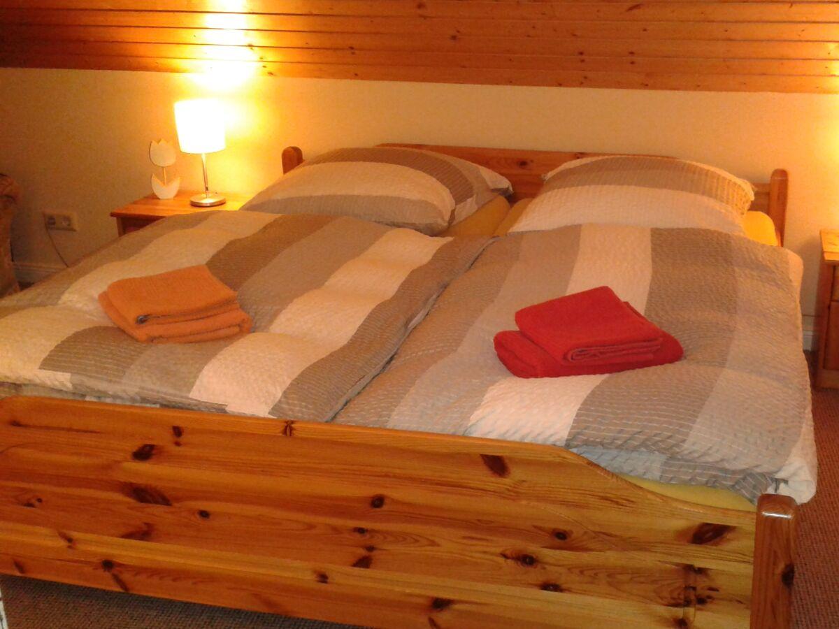 Landhaus Lautenthal - Schlafzimmer