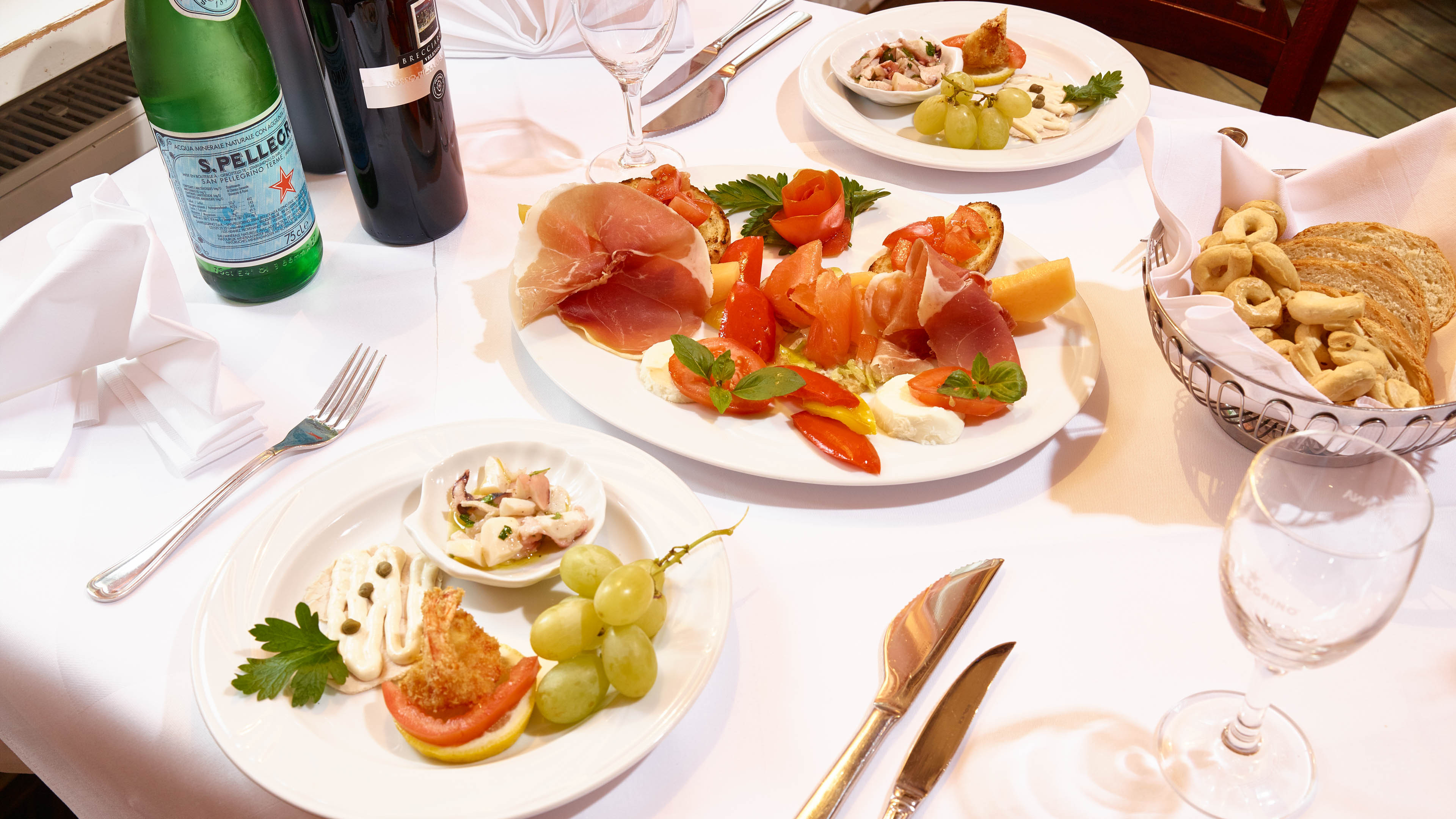 Da Giovanni: Italienische Köstlichkeiten