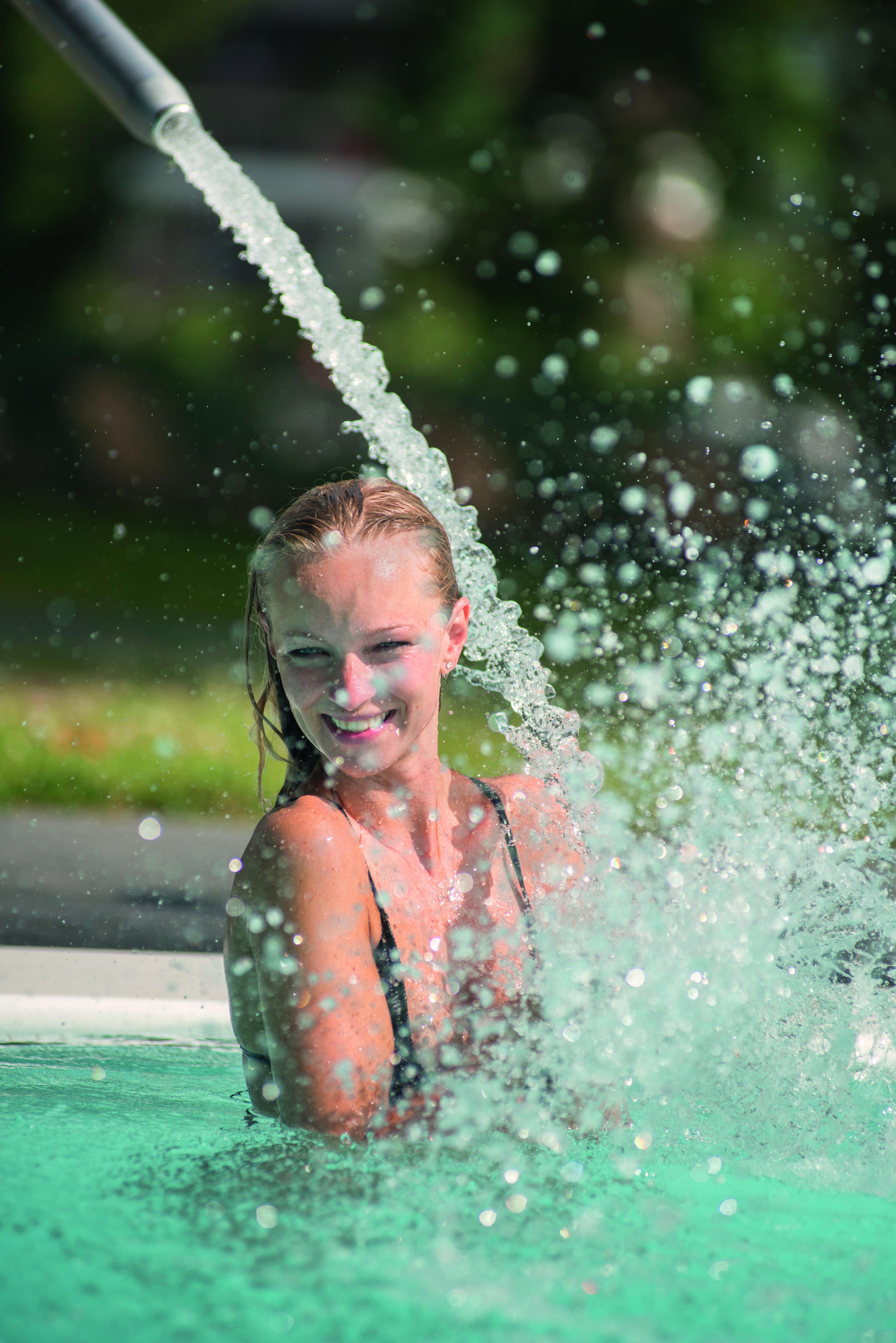 Gesundheitsförderndes Heilwasser