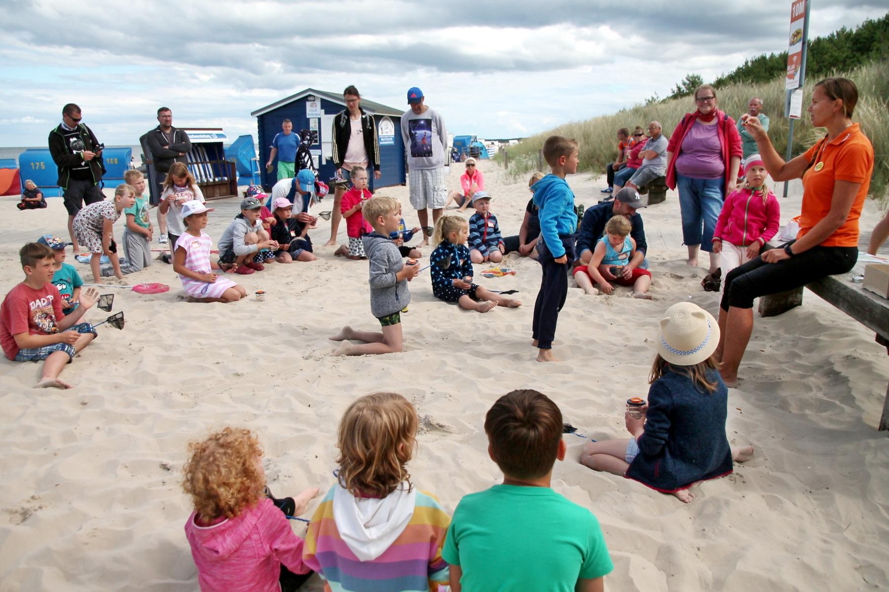 TIPP FÜR KIDS: Strandforscher gesucht