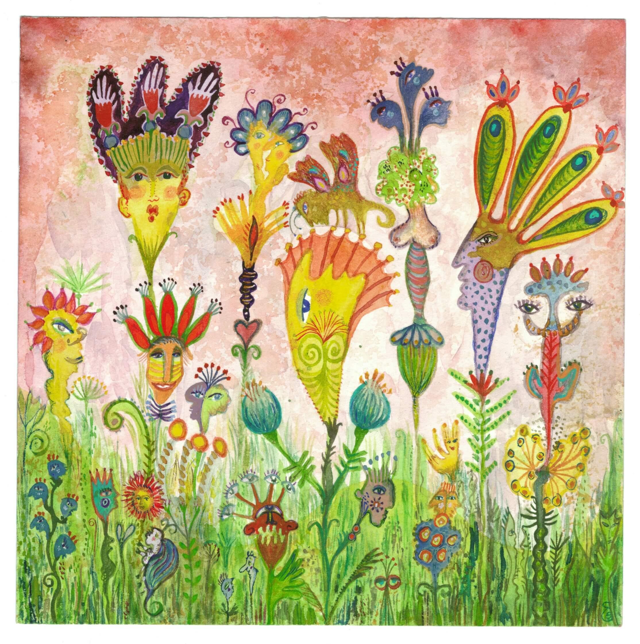 365² - Blumenwiese