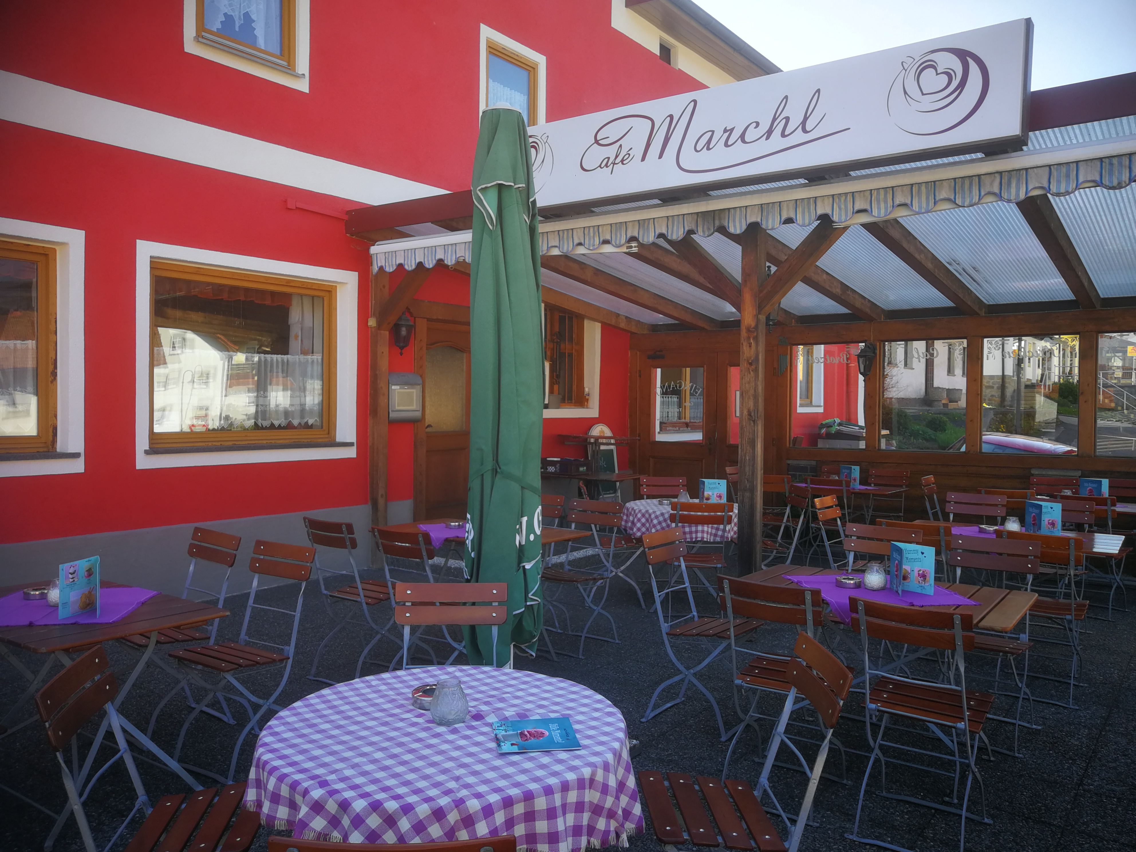 Café Marchl