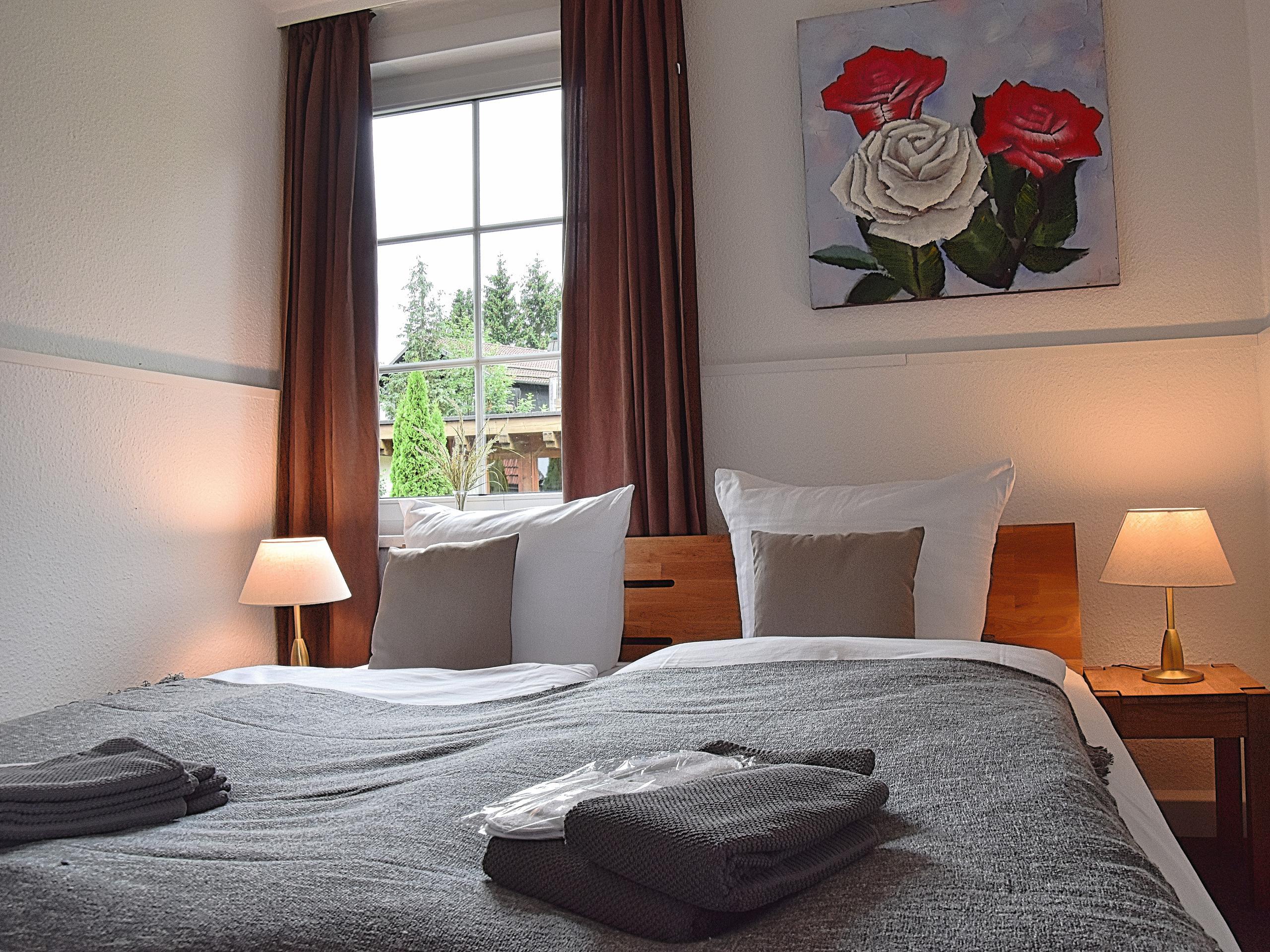 Hotel Rosenhof Braunlage-Doppelzimmer
