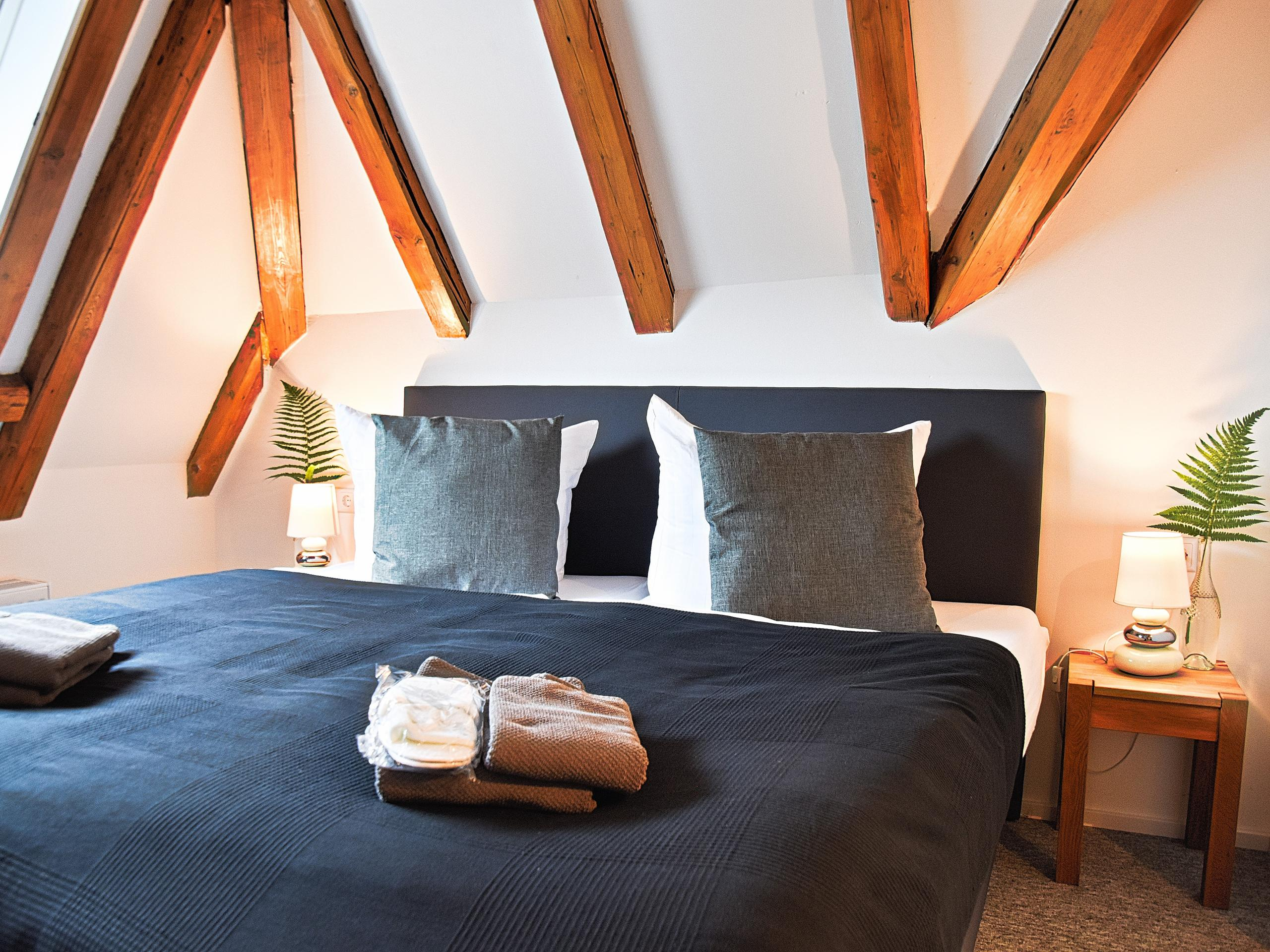 Hotel Rosenhof Braunlage-Beispiel Doppelzimmer