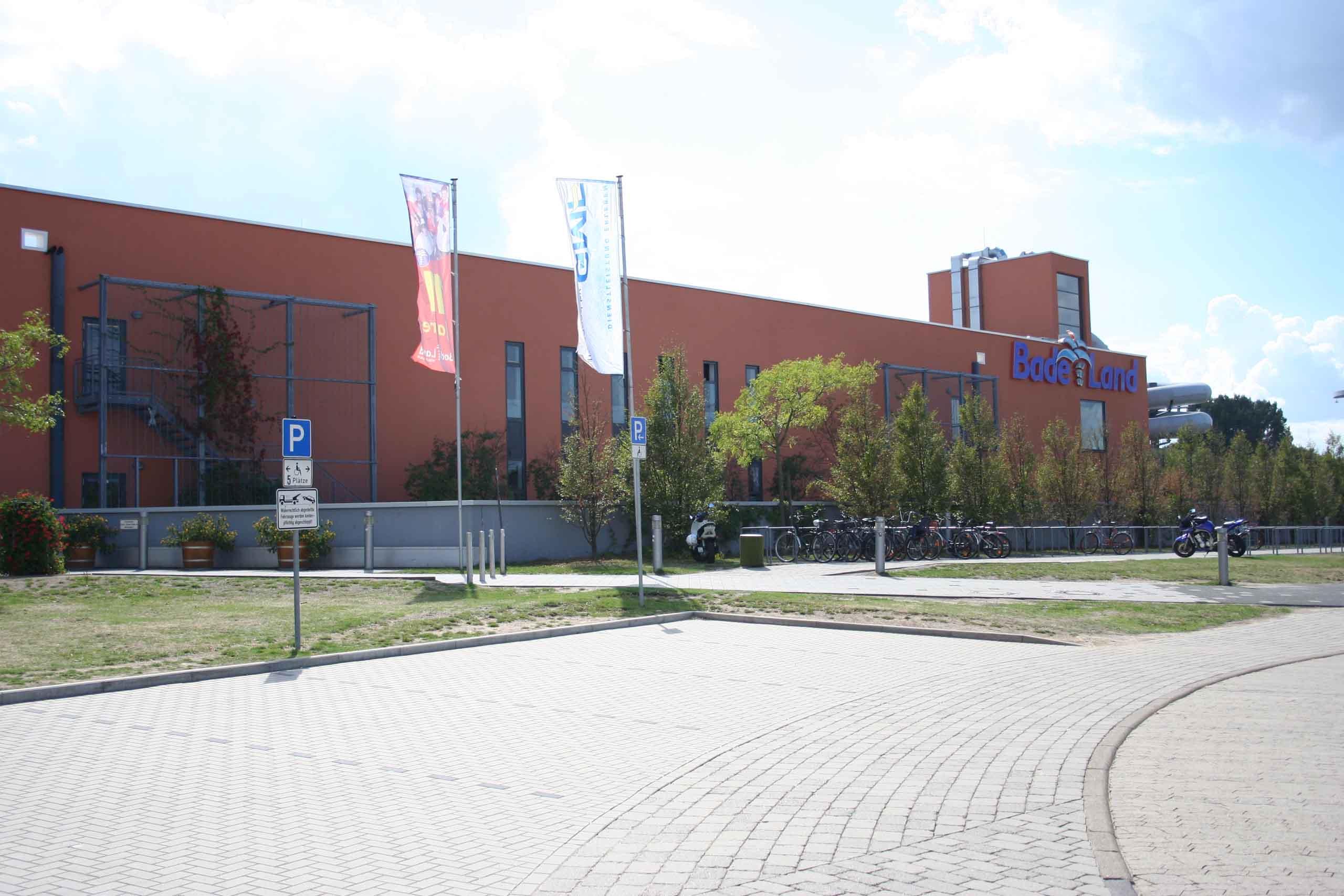 Das BadeLand Wolfsburg