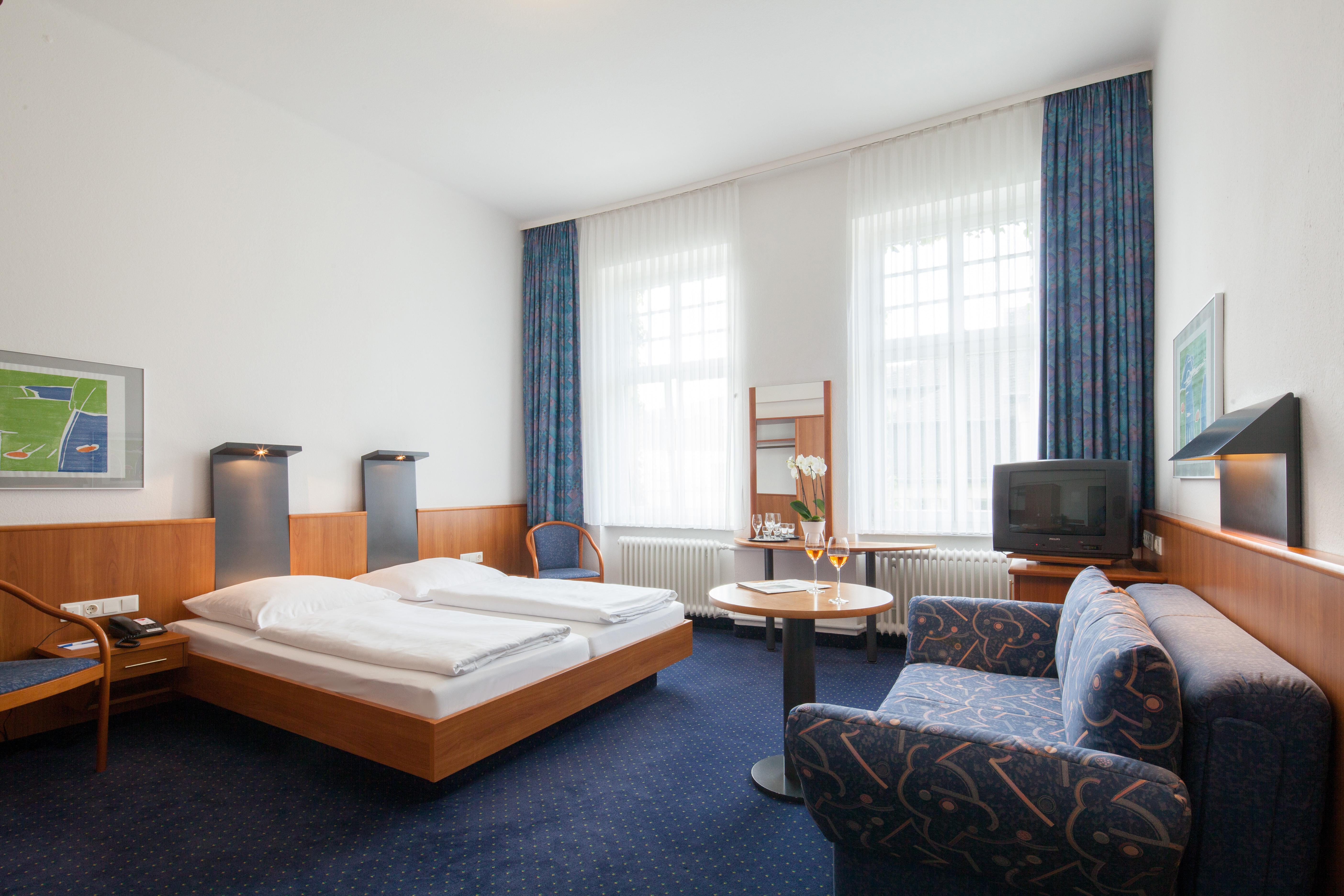Hotel DER ACHTERMANN in Goslar - Klassik-Doppelzimmer