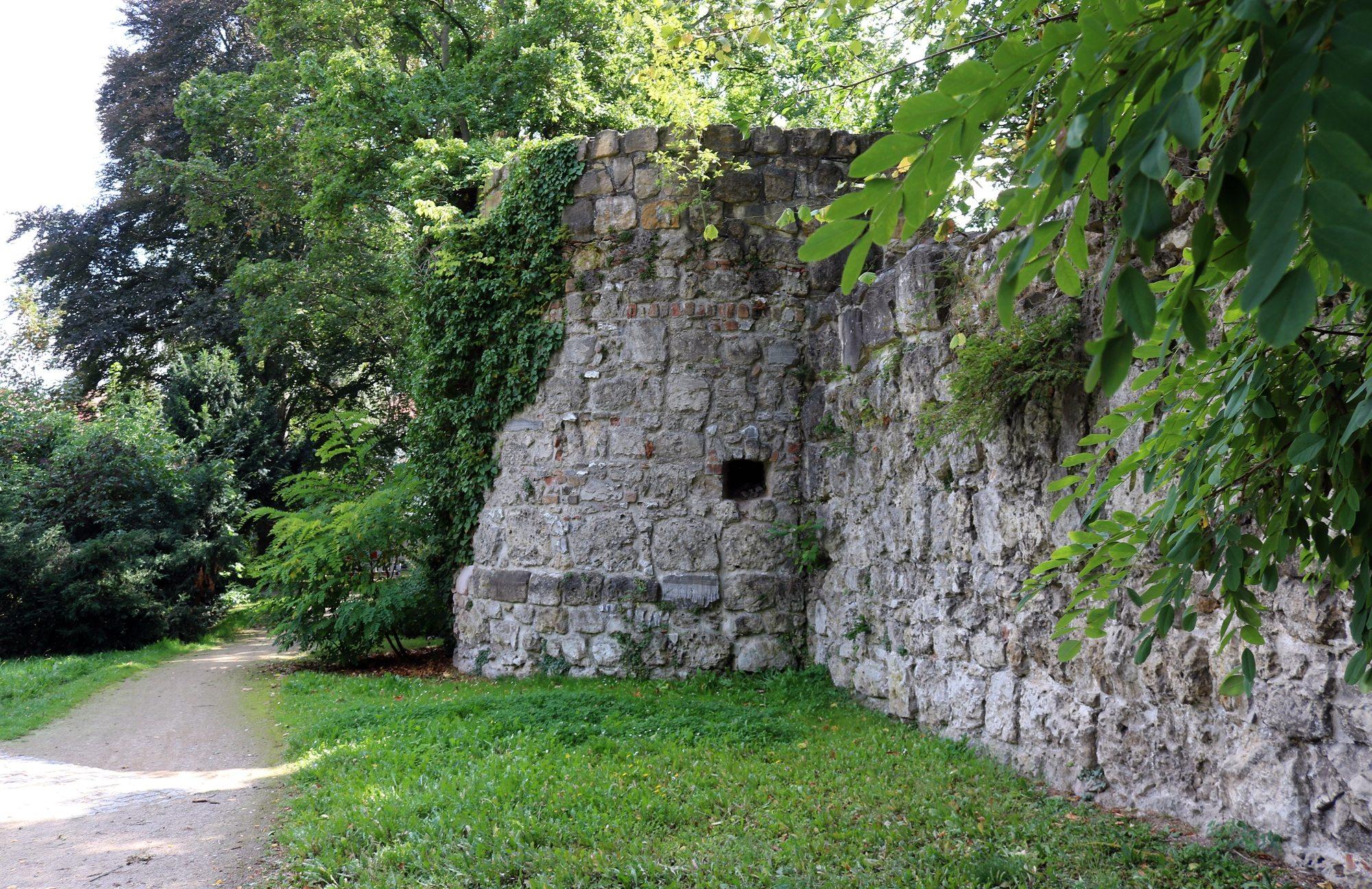 Nordhausen-Park-Promenade-Stadtmauer